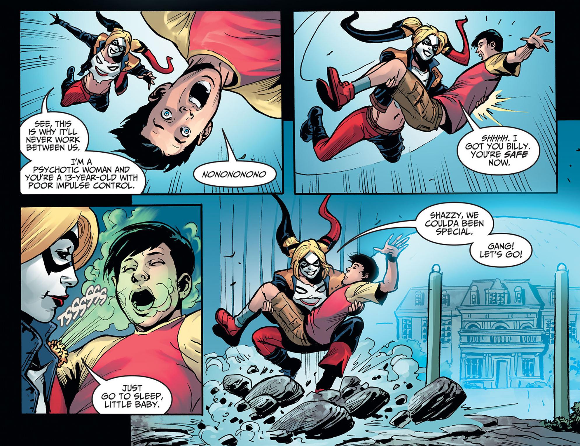 Read online Injustice: Ground Zero comic -  Issue #9 - 21
