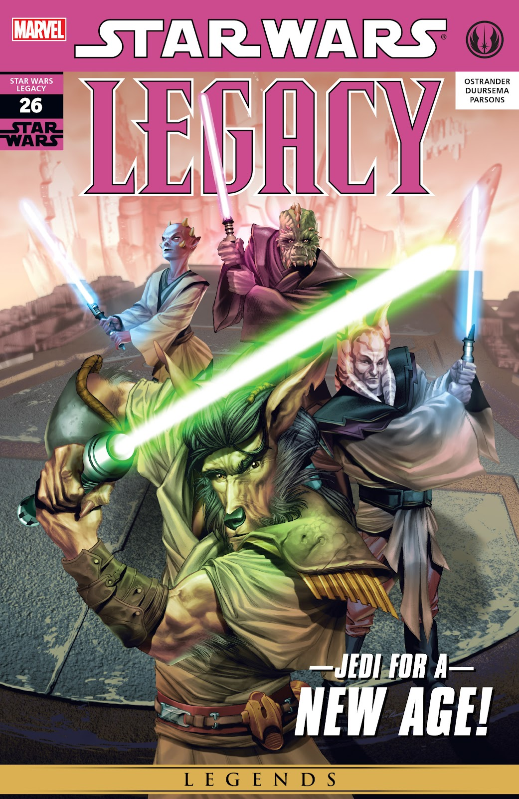 Read online Star Wars Legends: Legacy - Epic Collection comic -  Issue # TPB 2 (Part 2) - 72