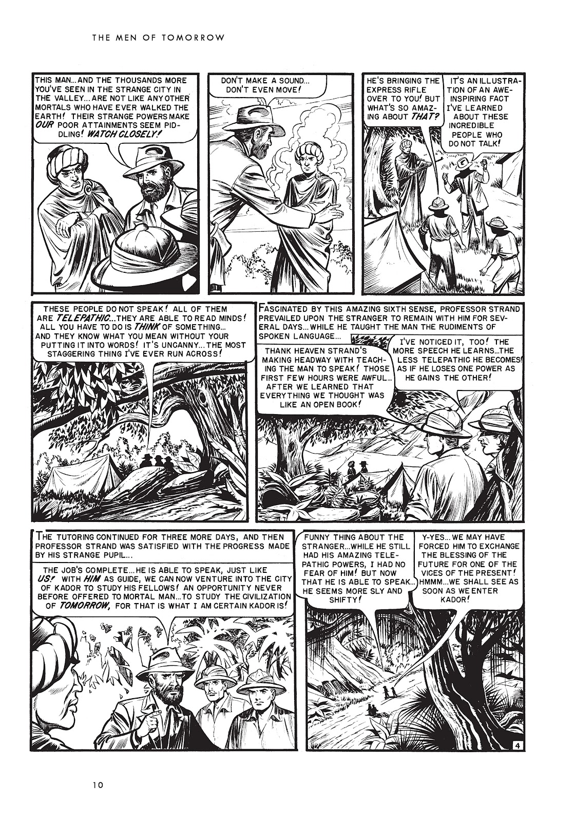 Read online The Martian Monster and Other Stories comic -  Issue # TPB (Part 1) - 25