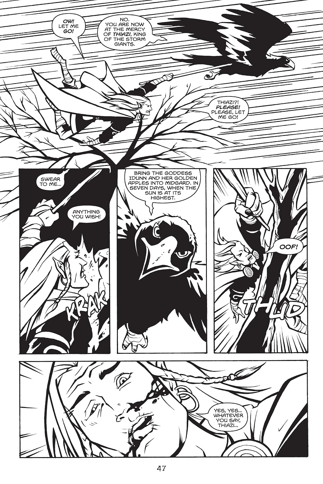 Read online Gods of Asgard comic -  Issue # TPB (Part 1) - 48