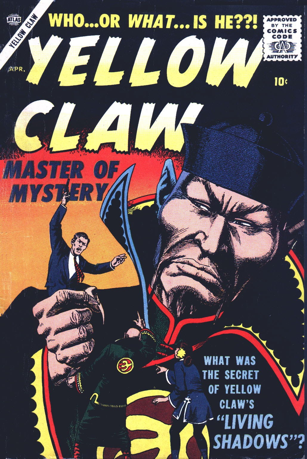 Yellow Claw issue 4 - Page 1