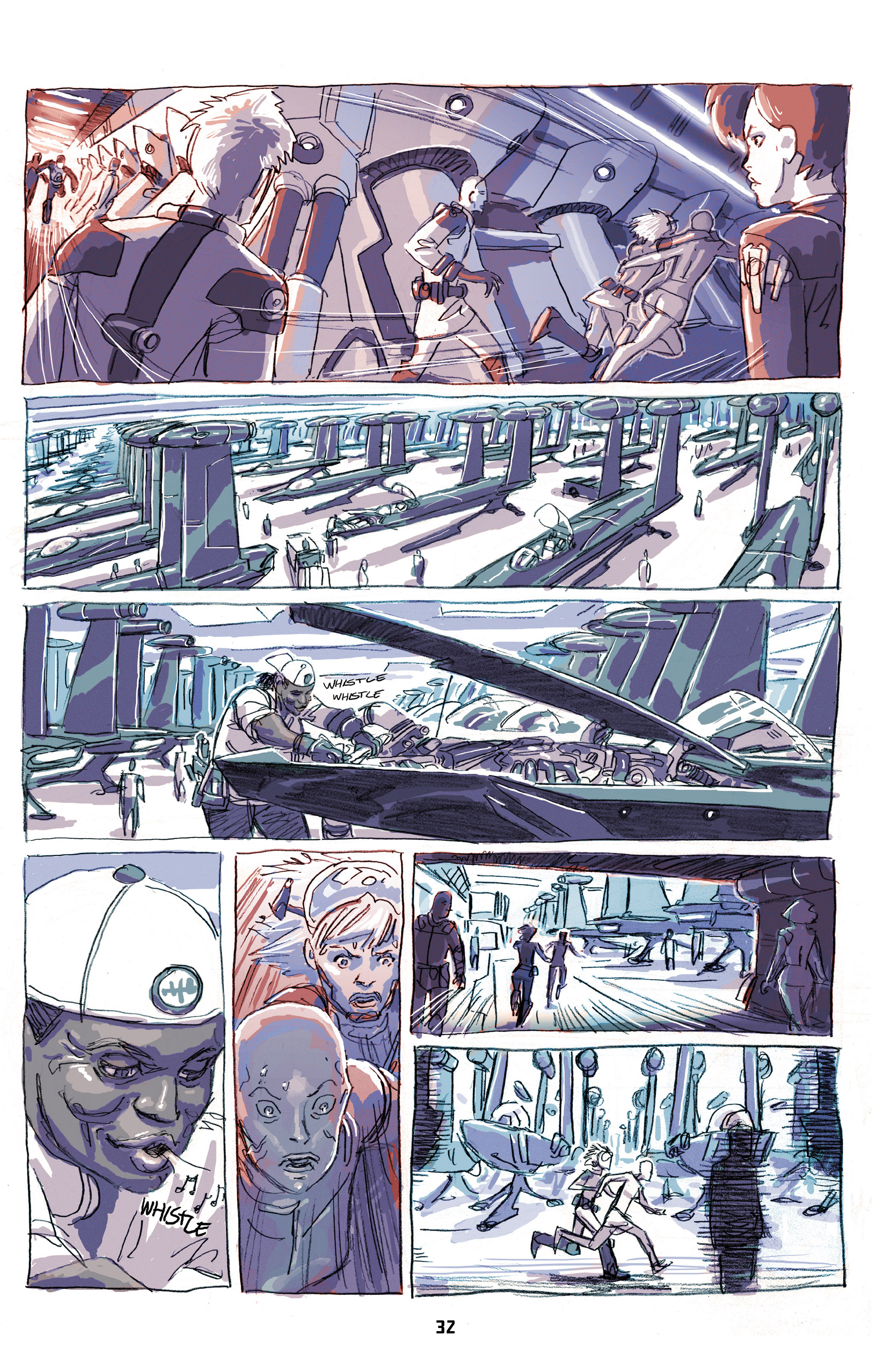 Read online Paklis comic -  Issue #1 - 33
