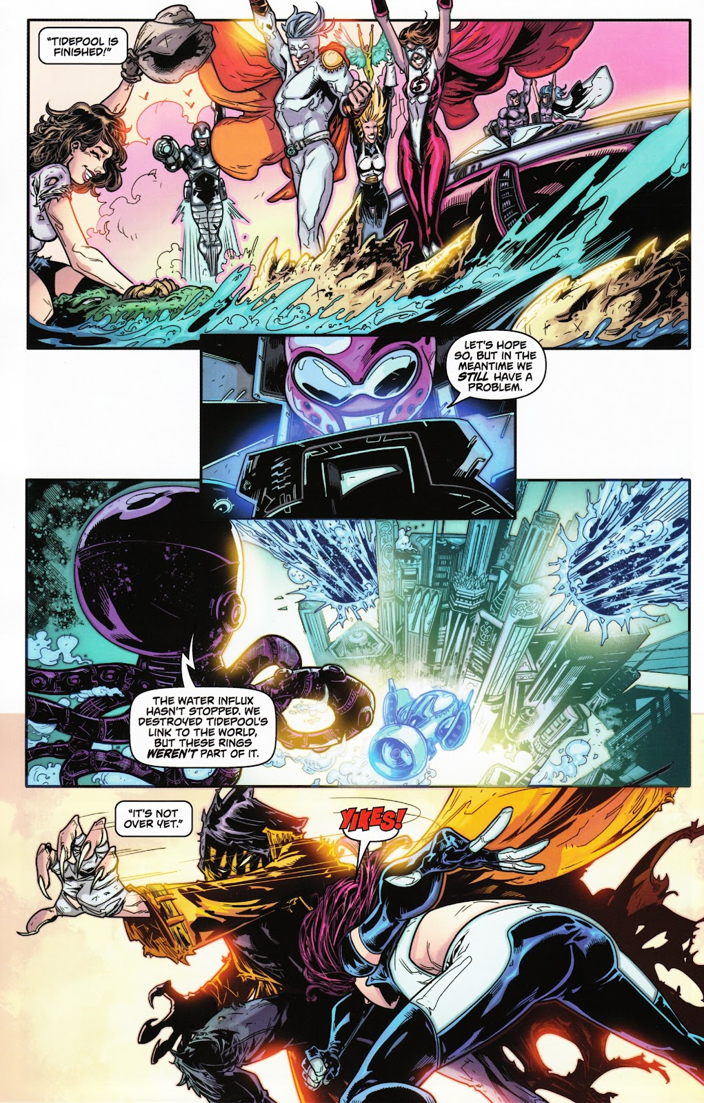 Read online Critter (2012) comic -  Issue #15 - 20