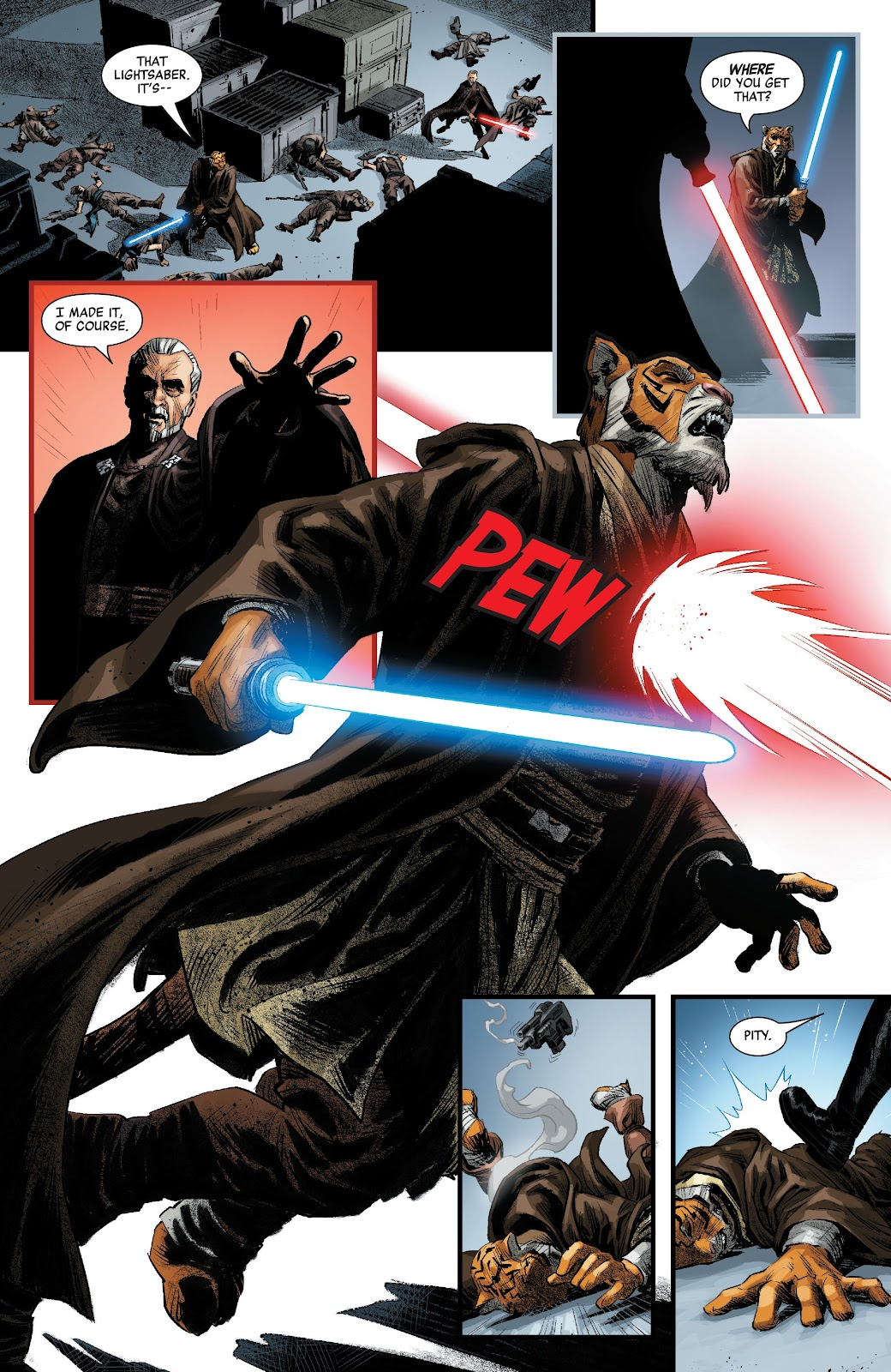 Read online Star Wars: Age of Republic - Count Dooku comic -  Issue # Full - 21