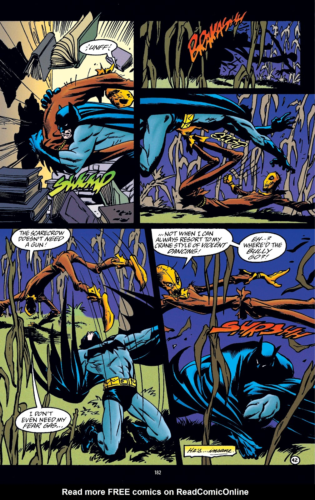 Read online Batman Arkham: Scarecrow comic -  Issue # TPB (Part 2) - 82