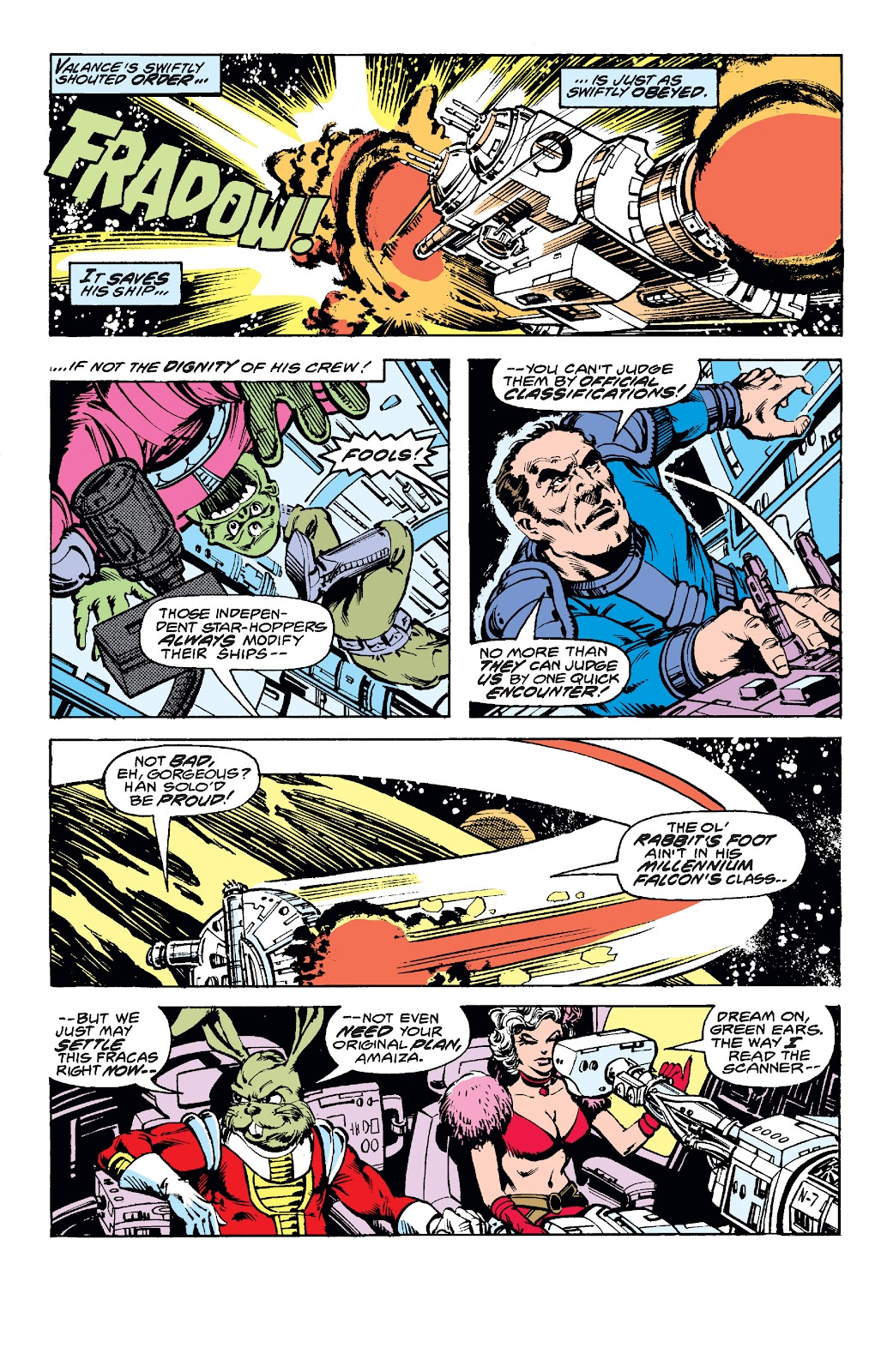 Read online Star Wars Legends: The Original Marvel Years - Epic Collection comic -  Issue # TPB 1 (Part 3) - 90