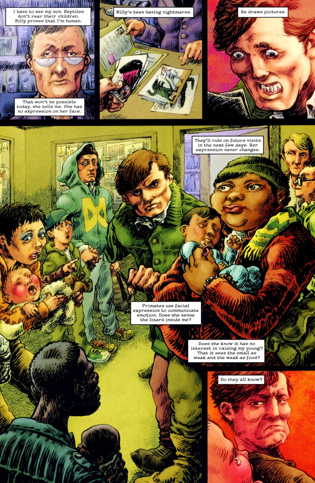 Web of Spider-Man (2009) Issue #6 #6 - English 38