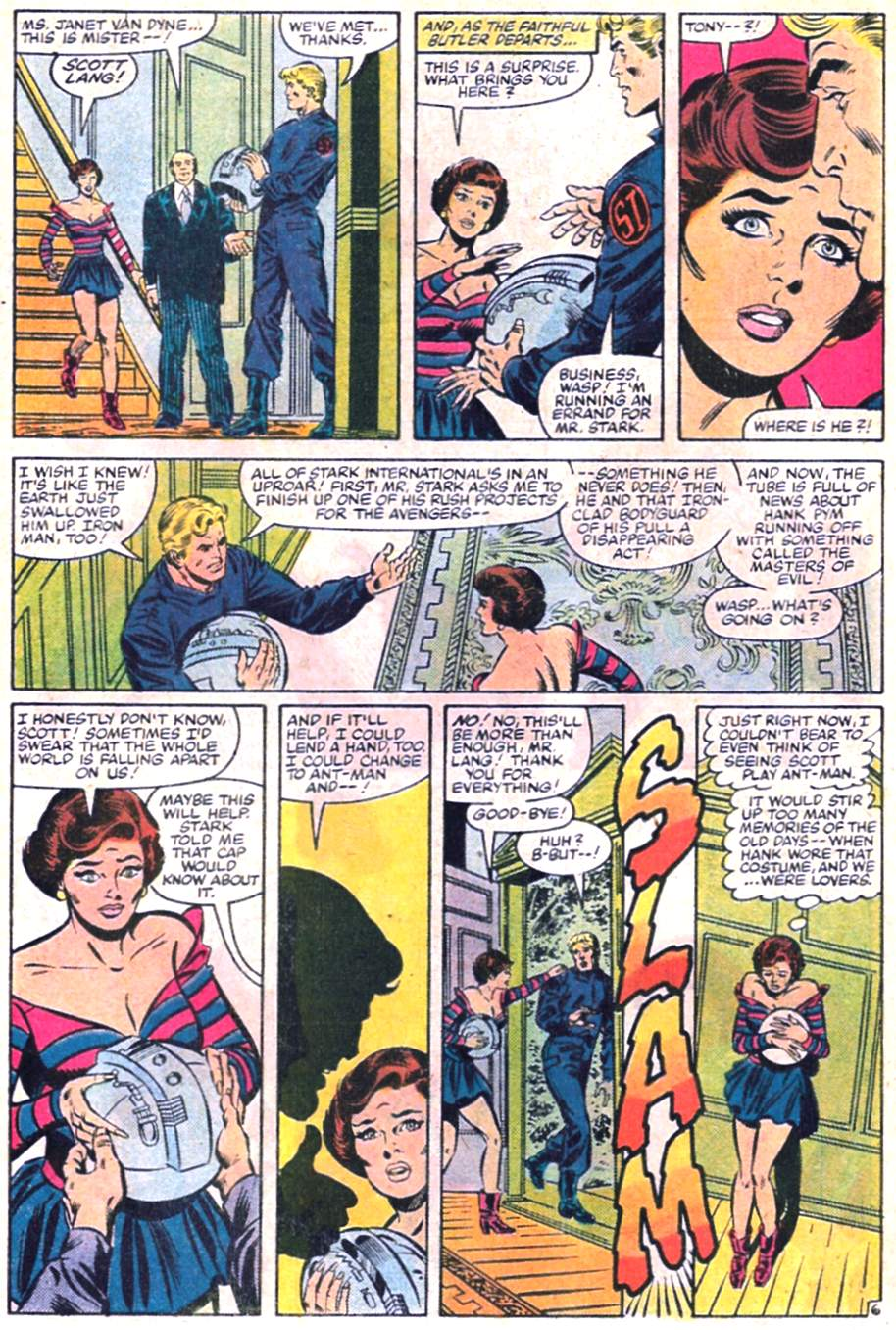 The Avengers (1963) 229 Page 6