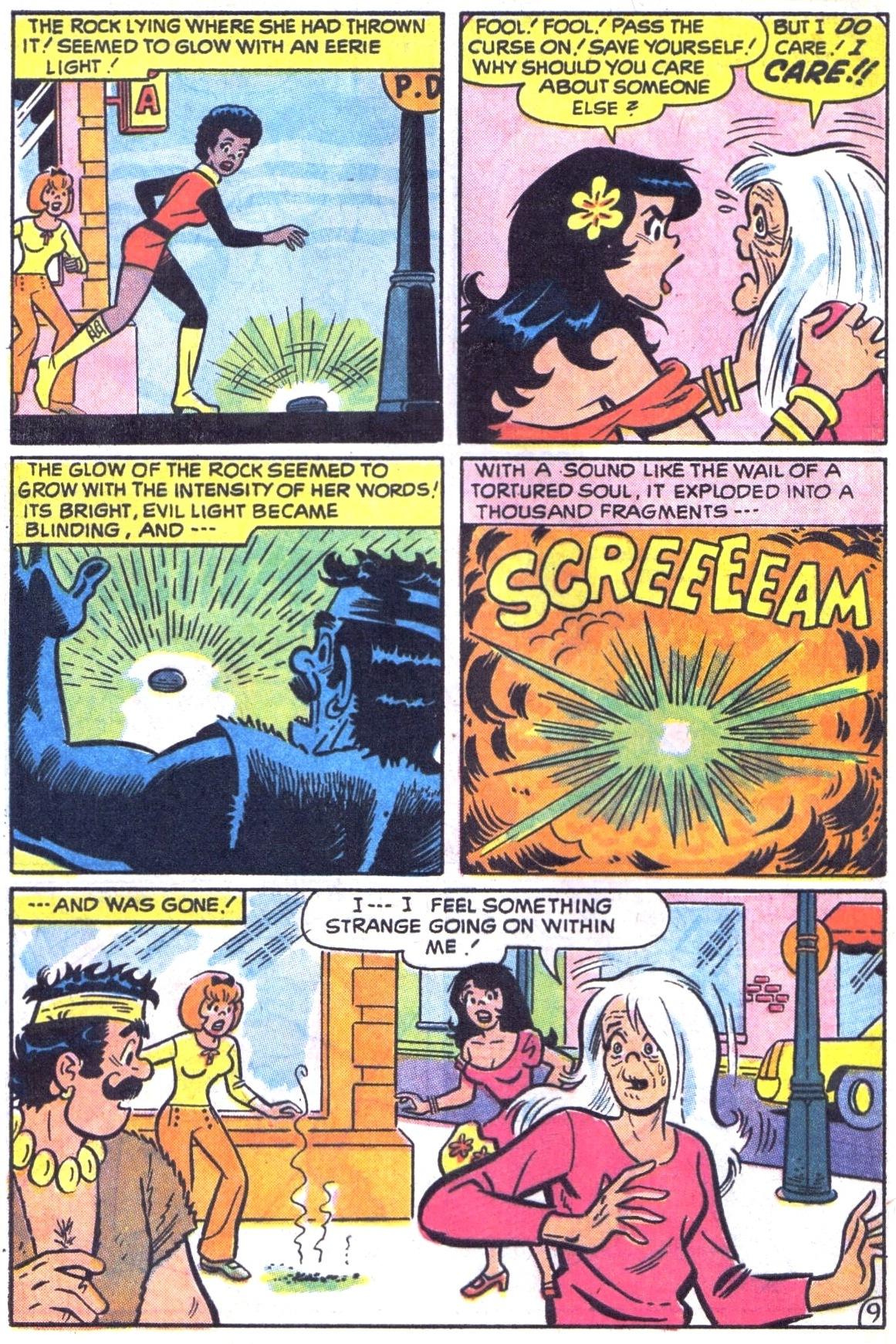 Read online She's Josie comic -  Issue #62 - 48