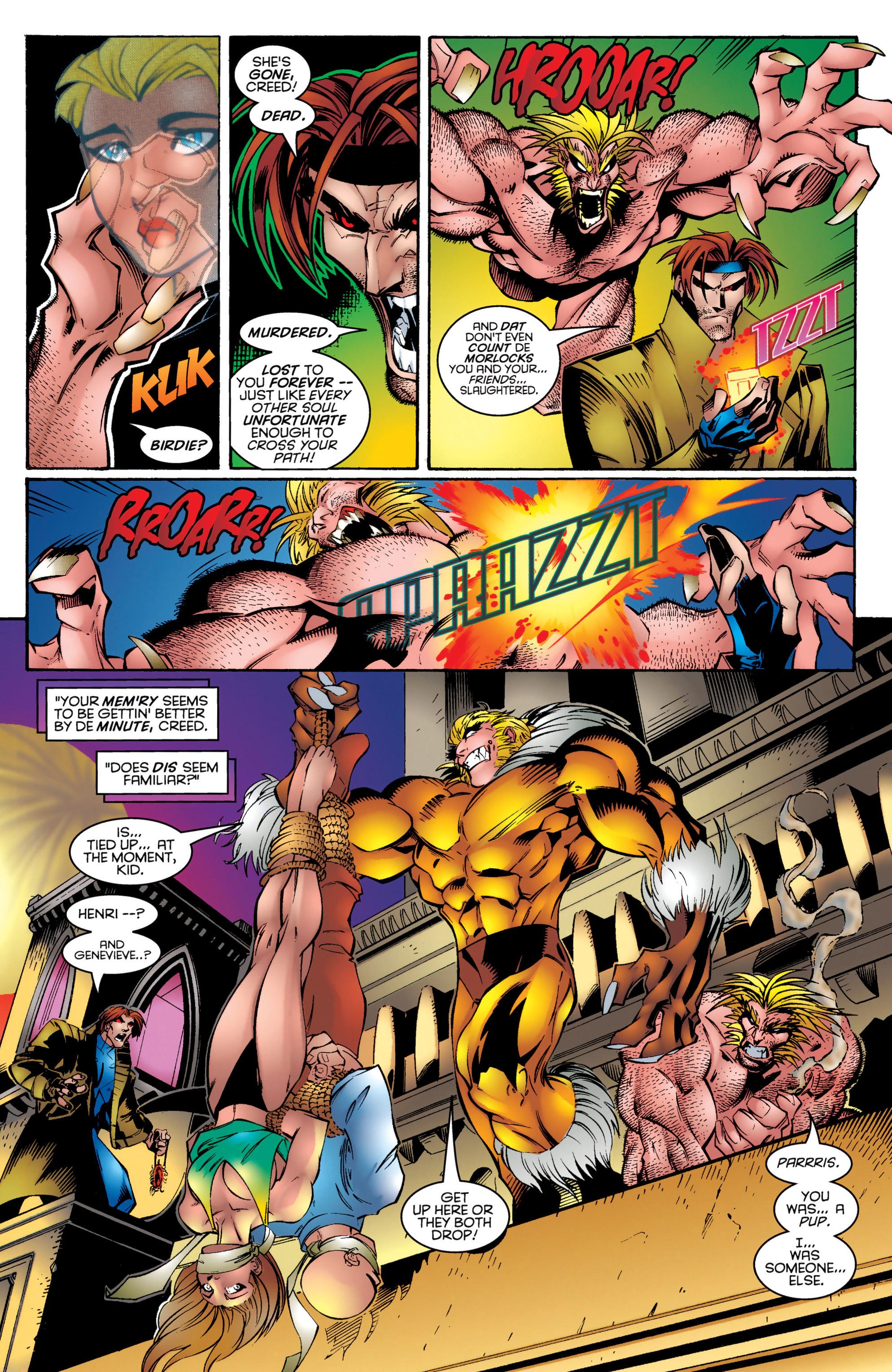 Read online Uncanny X-Men (1963) comic -  Issue #326 - 18