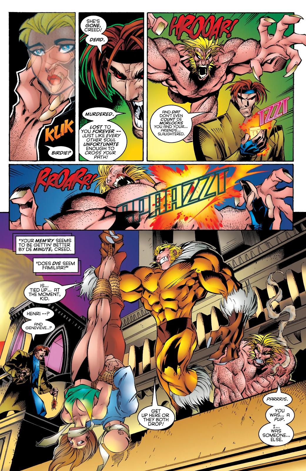 Uncanny X-Men (1963) issue 326 - Page 18