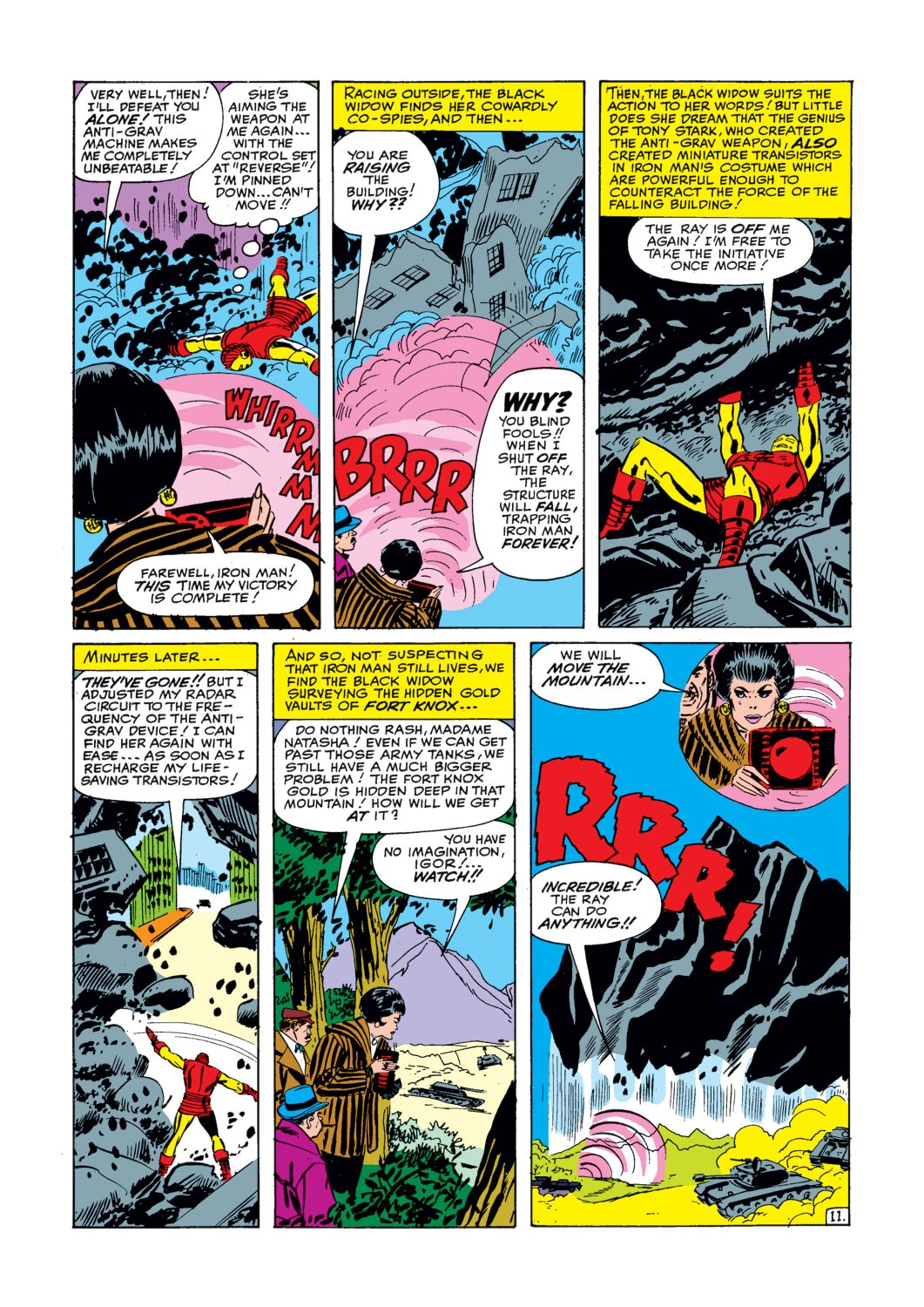 Tales of Suspense (1959) issue 53 - Page 12