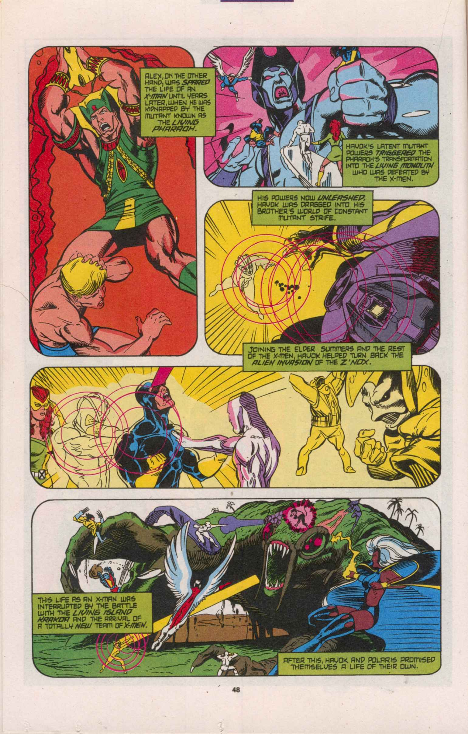 Read online X-Factor (1986) comic -  Issue # _ Annual 8 - 43