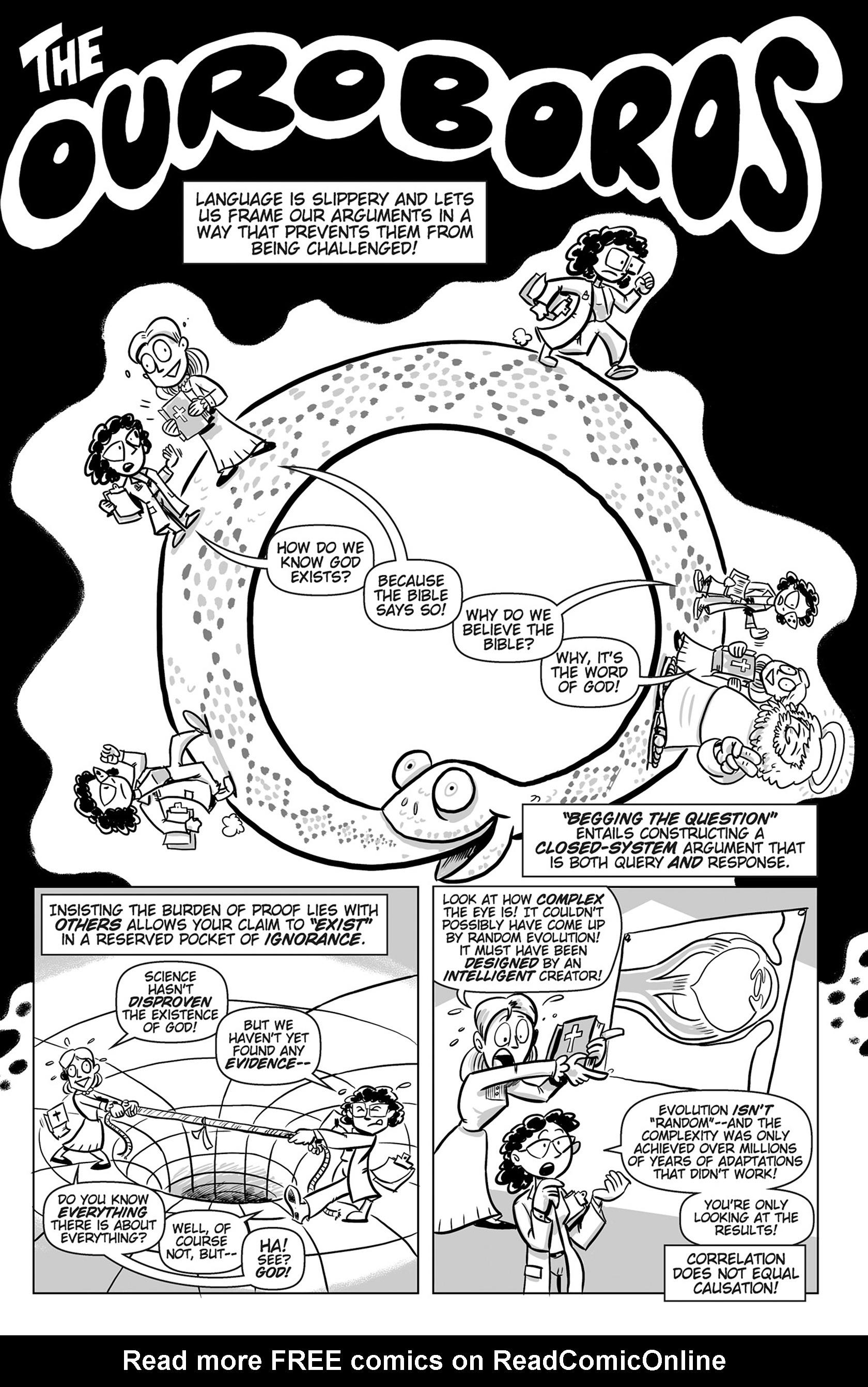 Read online Action Philosophers! comic -  Issue #Action Philosophers! TPB (Part 2) - 147