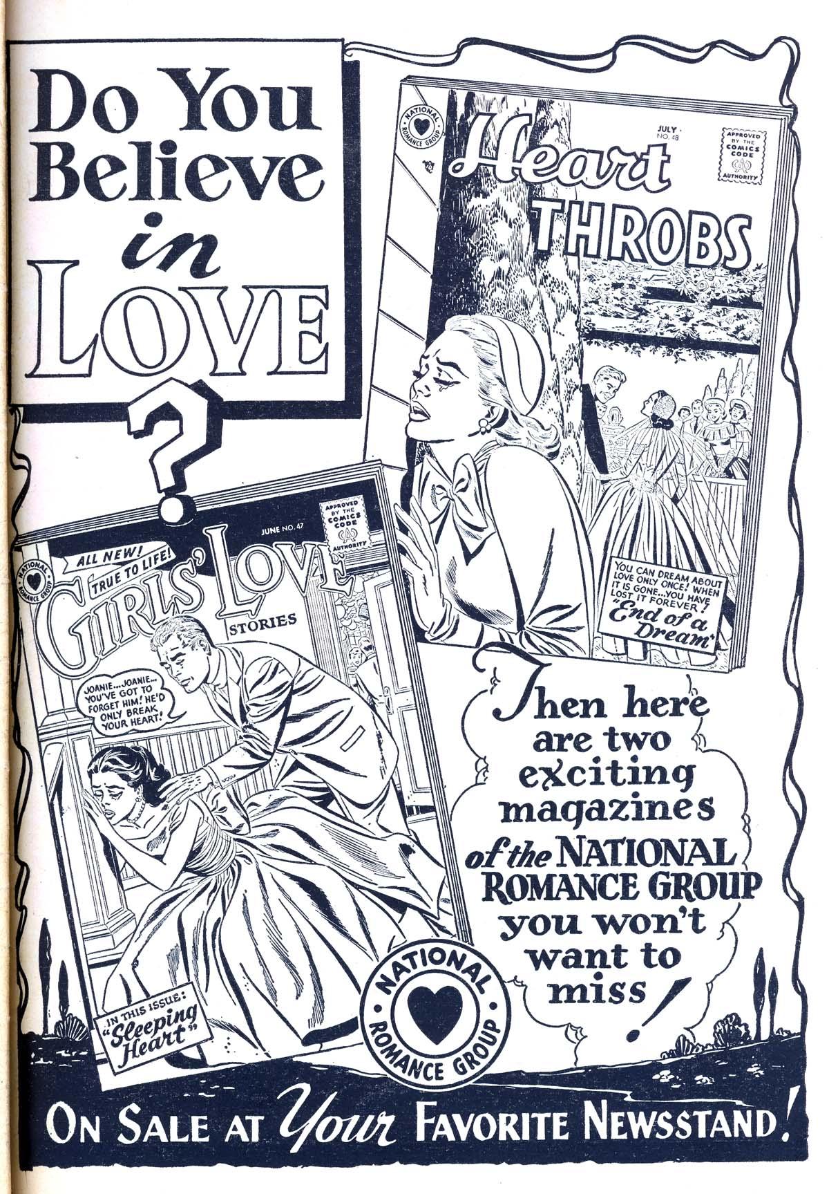 Read online Secret Hearts comic -  Issue #40 - 35