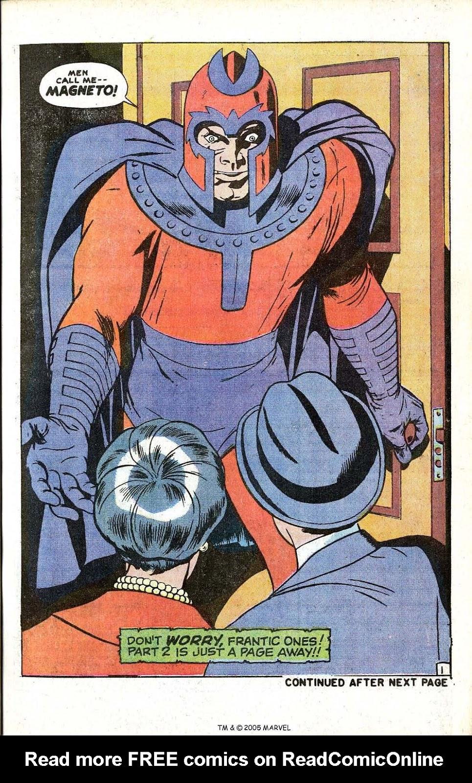 Uncanny X-Men (1963) issue 70 - Page 25