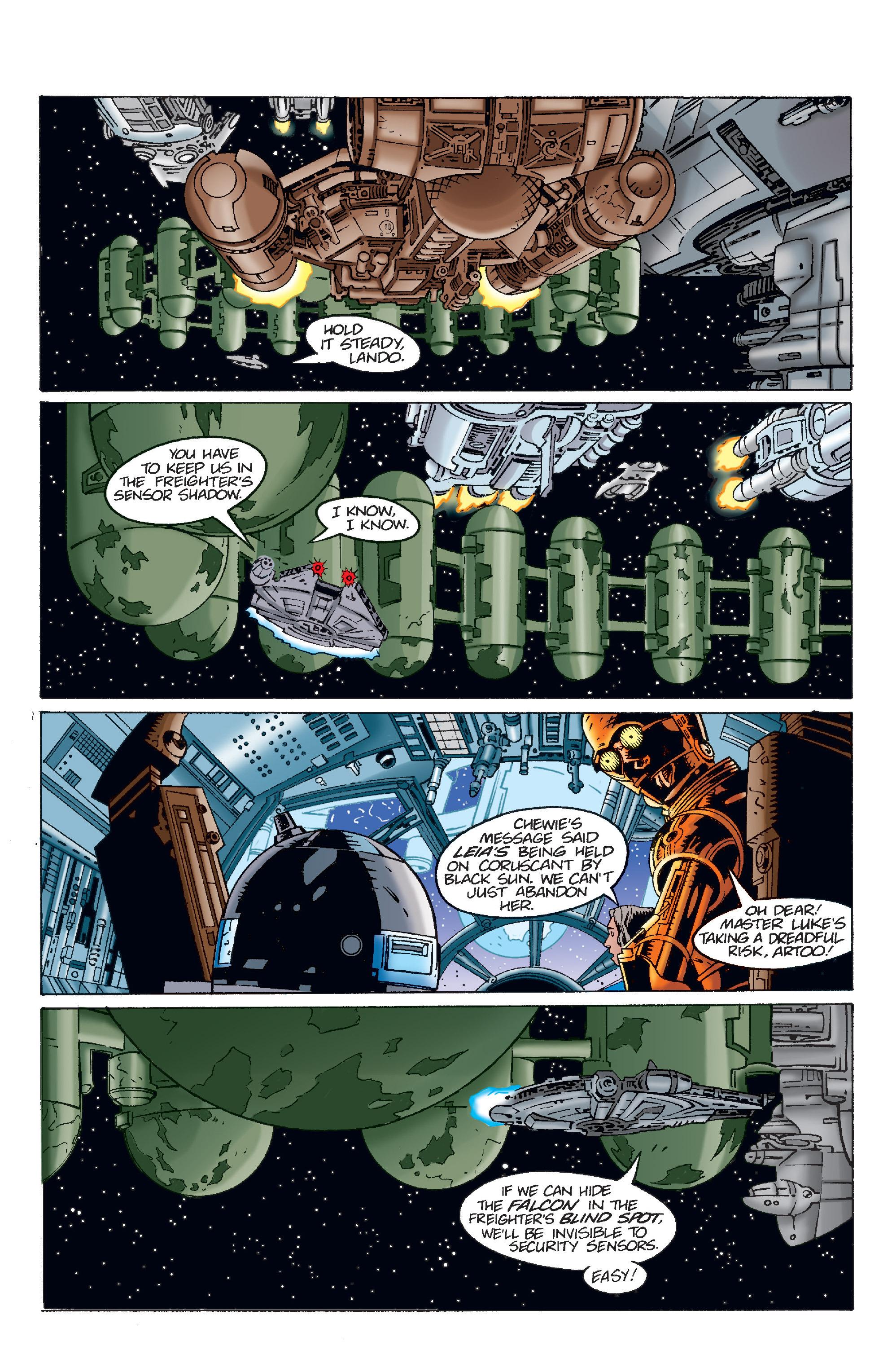 Read online Star Wars Omnibus comic -  Issue # Vol. 11 - 128