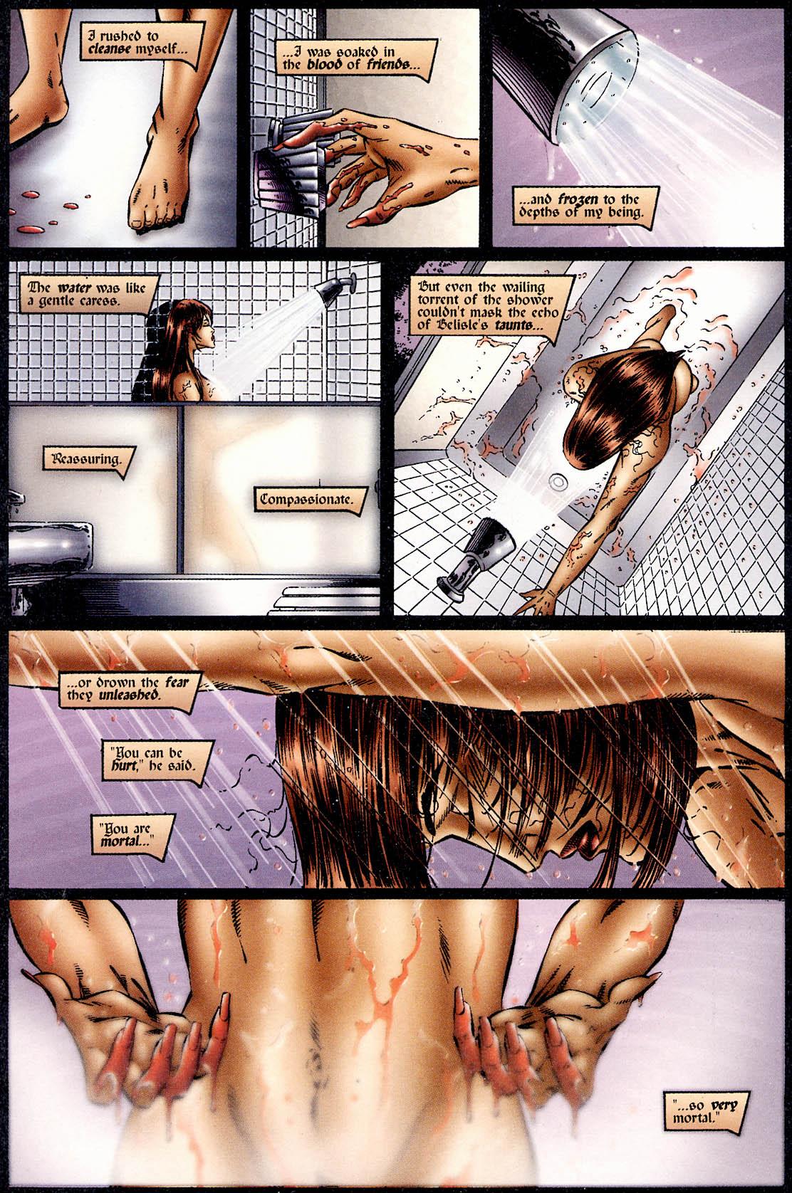 Read online Avengelyne (1995) comic -  Issue #2 - 3