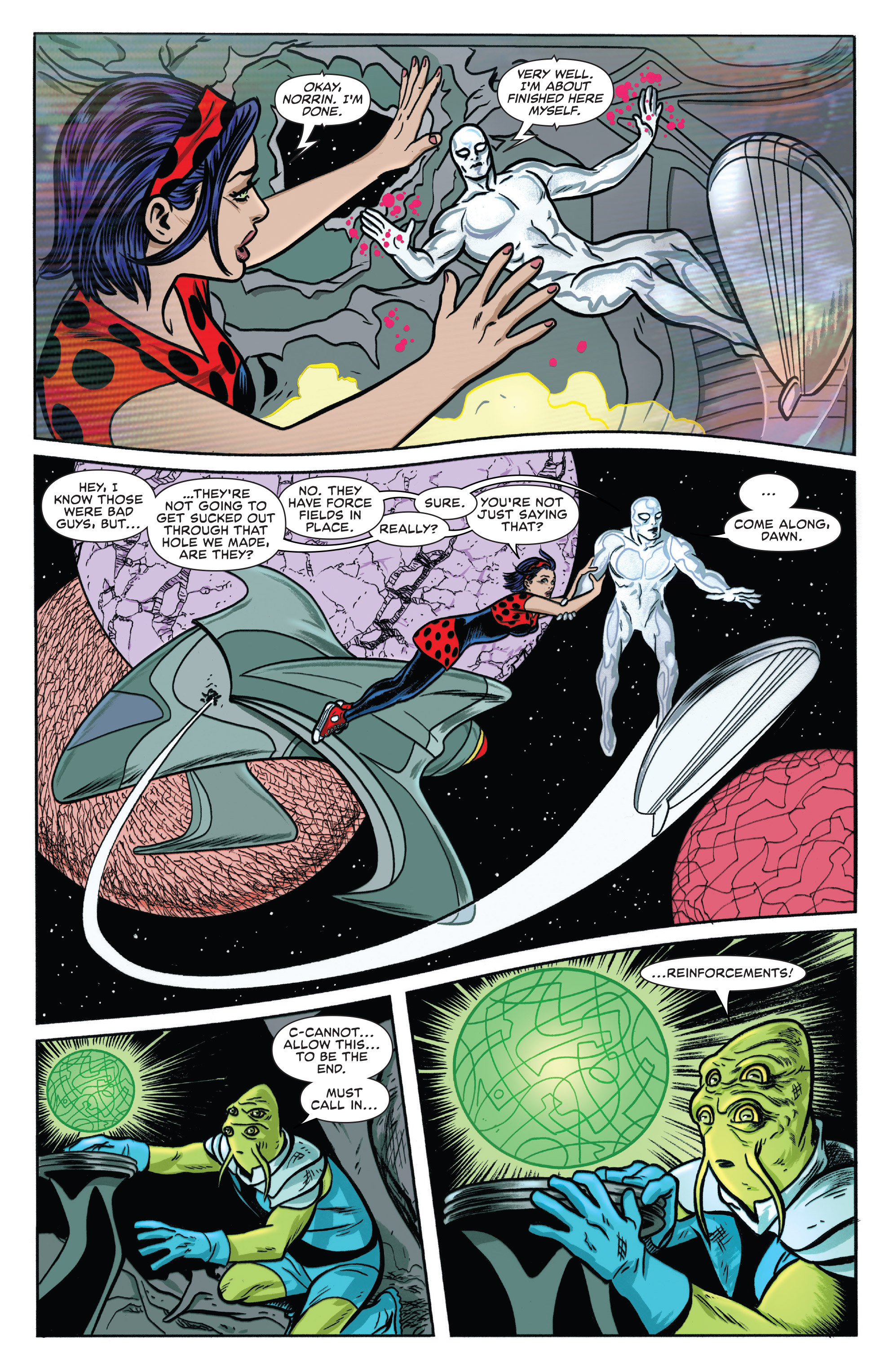 Read online Silver Surfer (2016) comic -  Issue #1 - 6