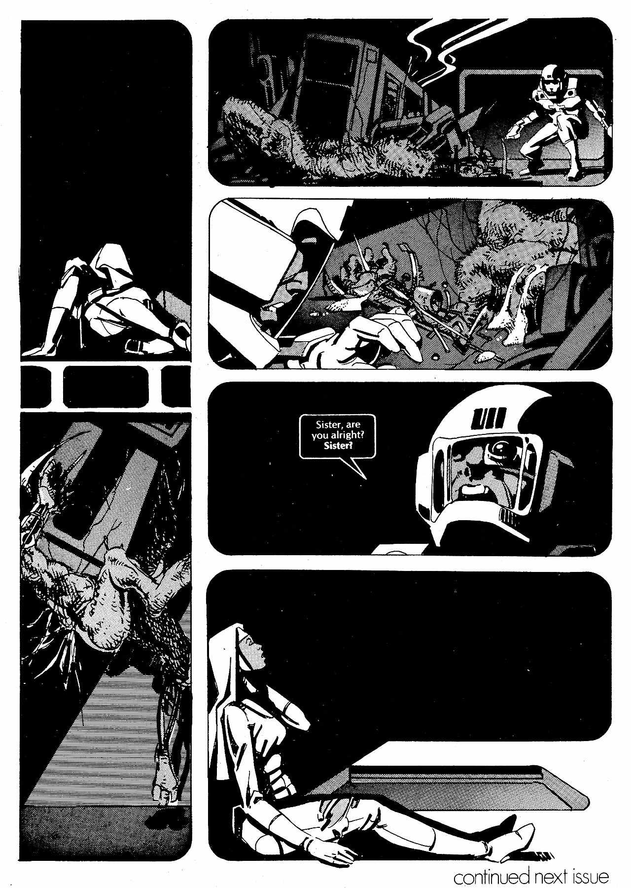 Read online Star*Reach comic -  Issue #11 - 19
