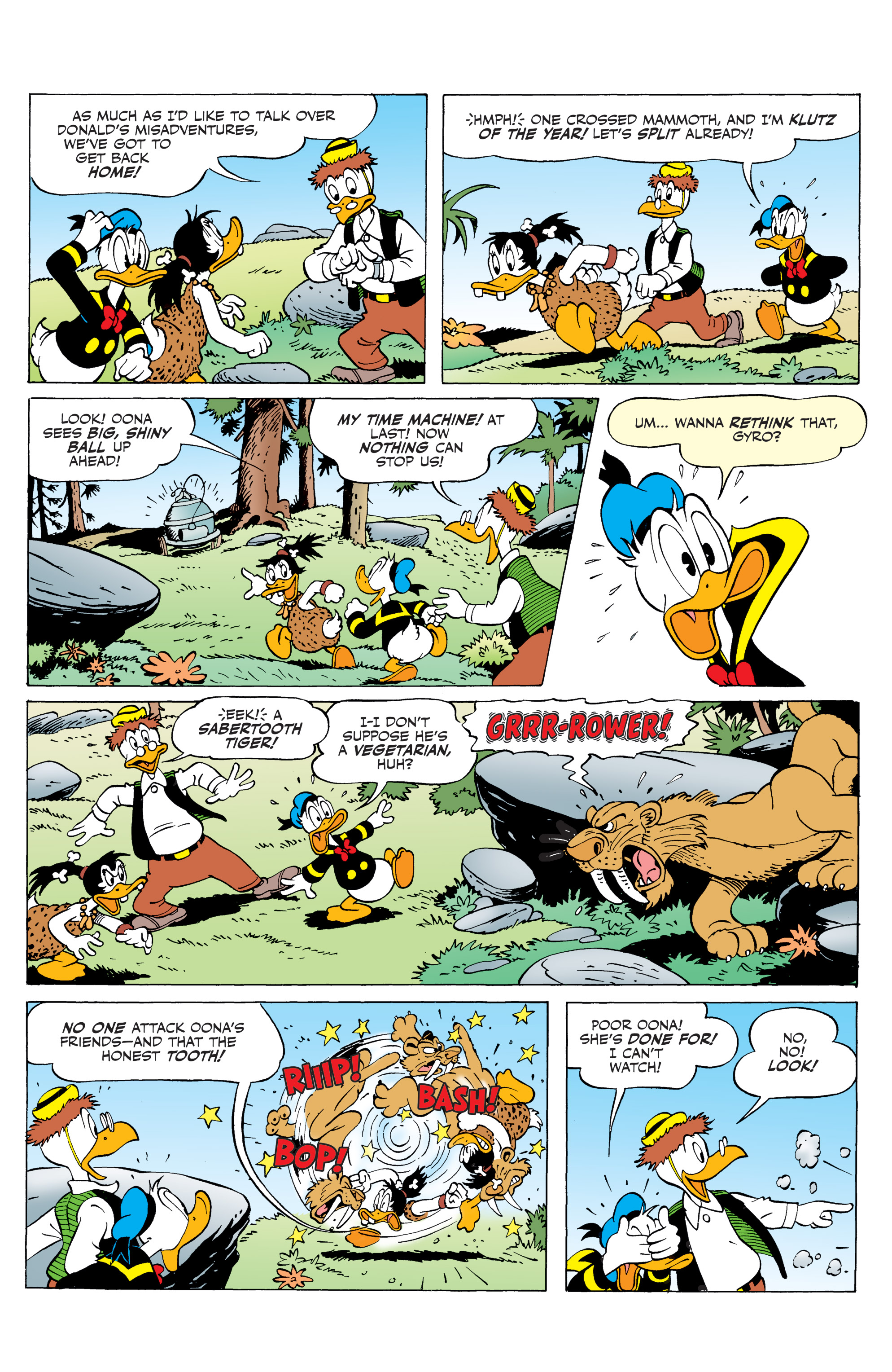 Read online Donald Duck (2015) comic -  Issue #20 - 32