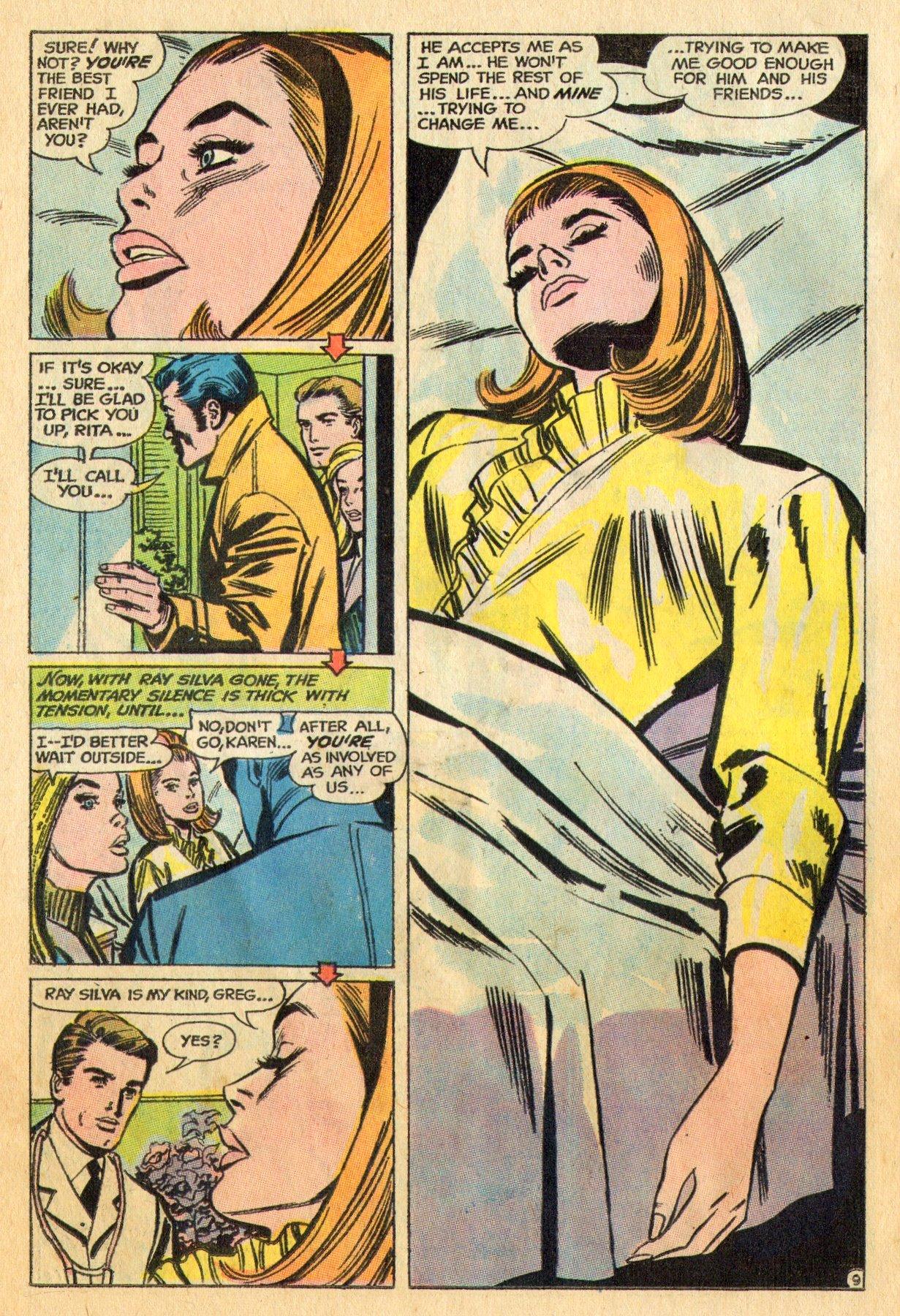 Read online Secret Hearts comic -  Issue #136 - 26