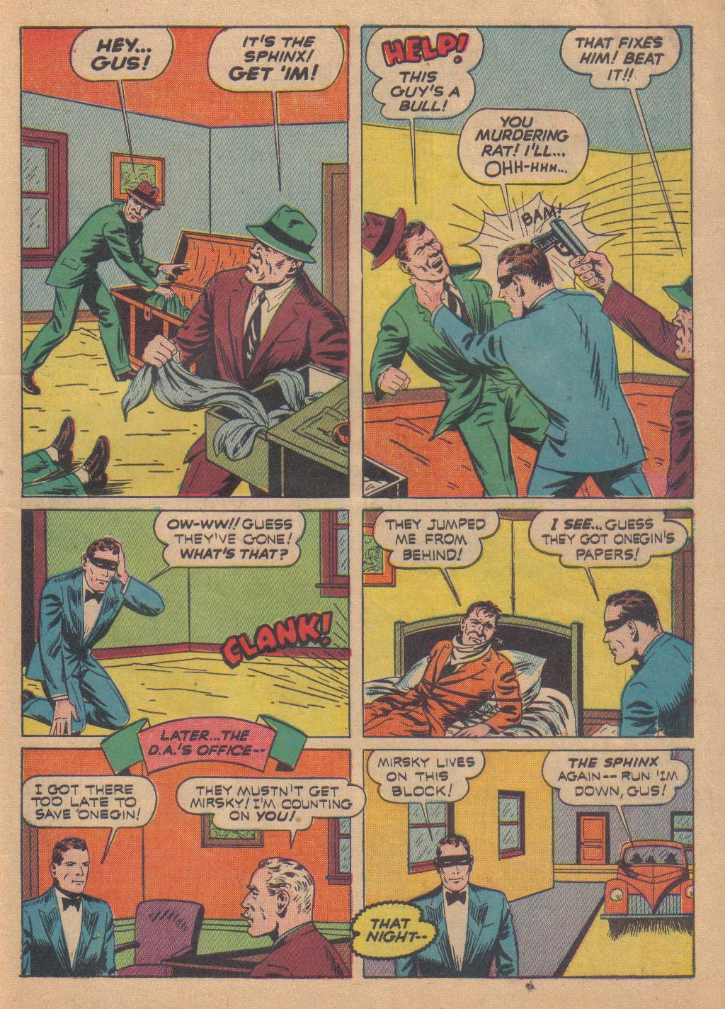 Exciting Comics (1940) issue 13 - Page 53