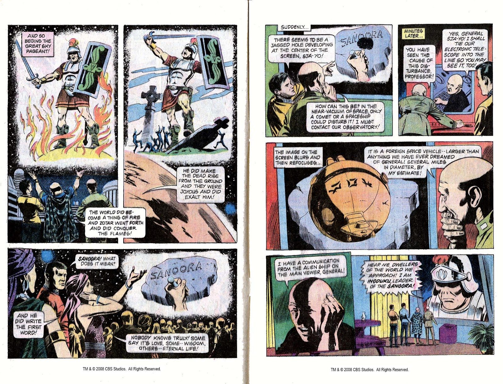 Star Trek (1967) issue 41 - Page 5