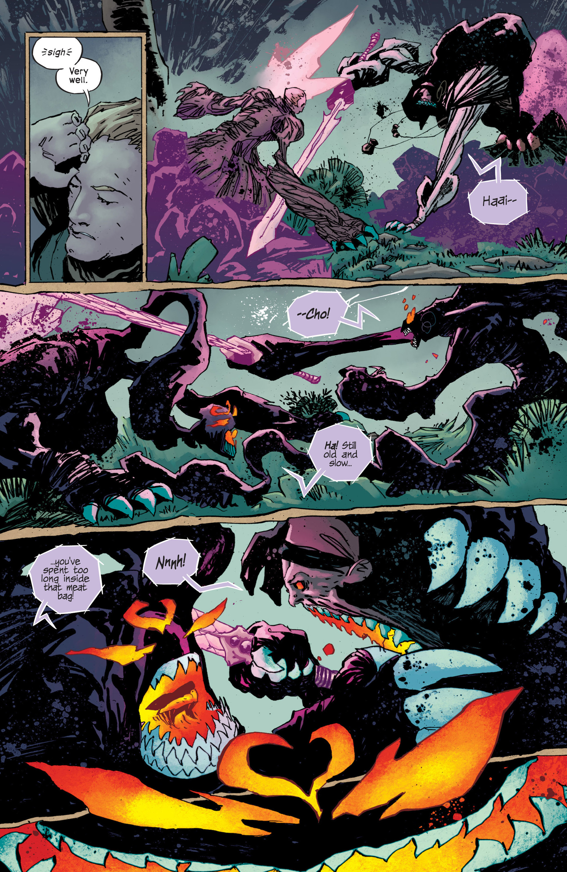 Read online Umbral comic -  Issue #12 - 4