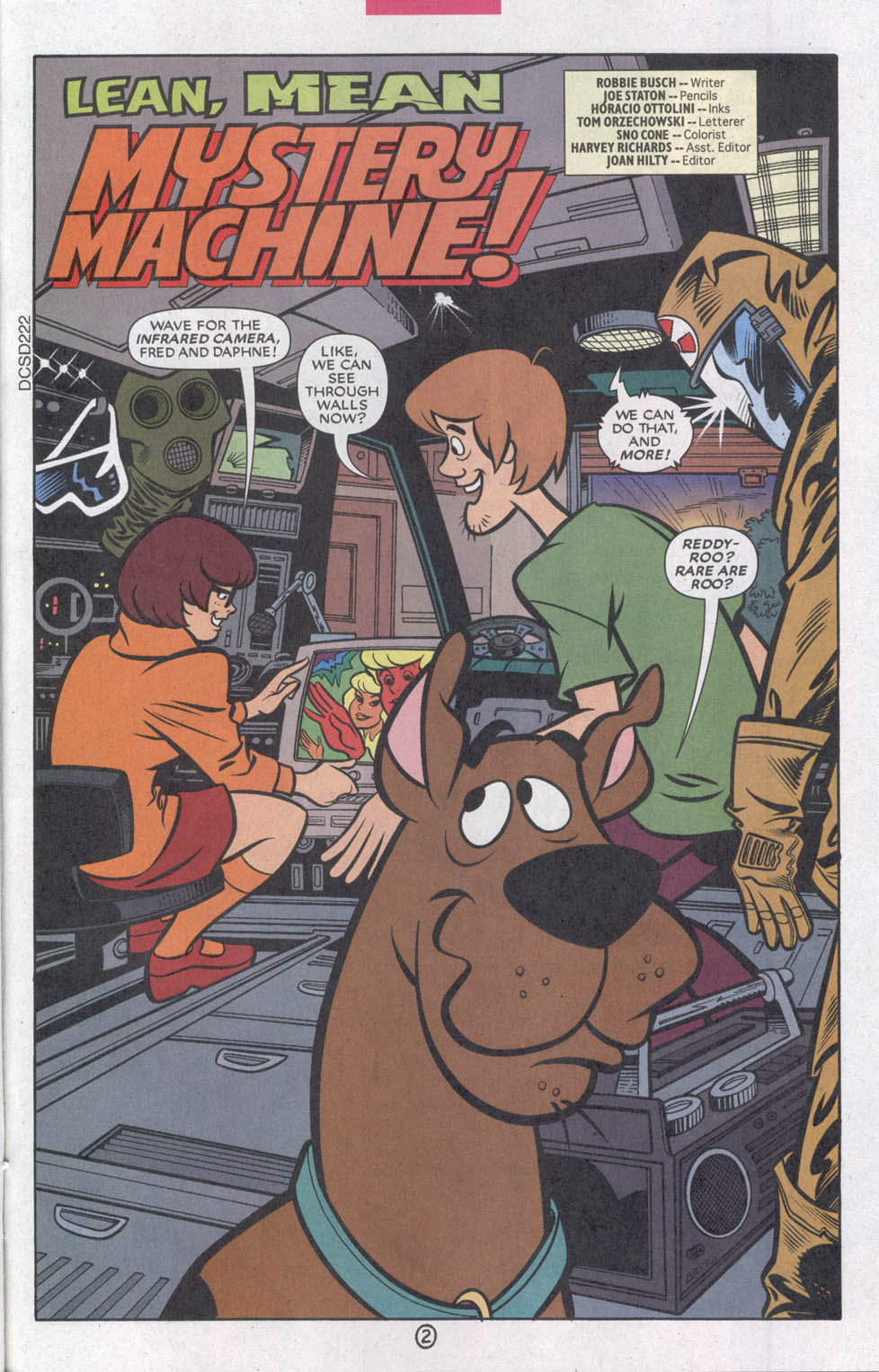 Read online Scooby-Doo (1997) comic -  Issue #75 - 33