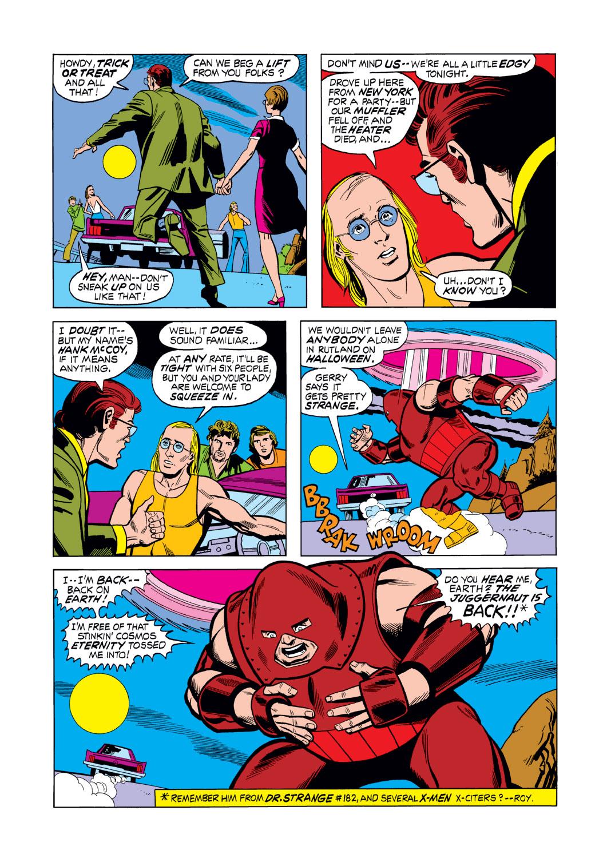 Read online Amazing Adventures (1970) comic -  Issue #16 - 4