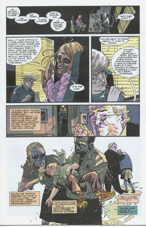 Read online Flinch comic -  Issue #6 - 6