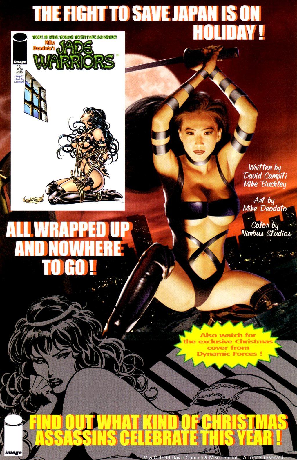 Read online Jade Warriors comic -  Issue #2 - 25