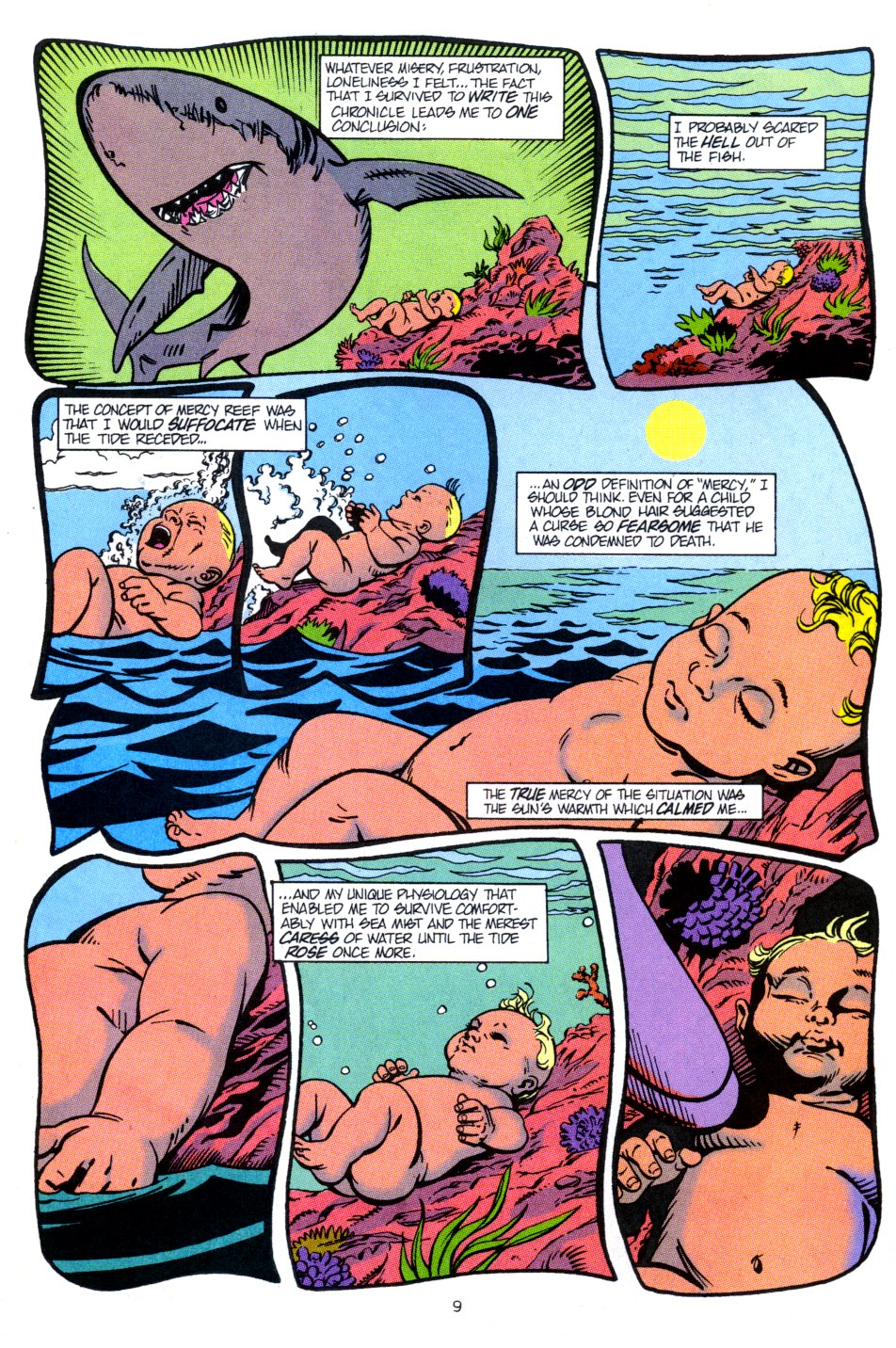 Read online Aquaman: Time and Tide comic -  Issue #2 - 10