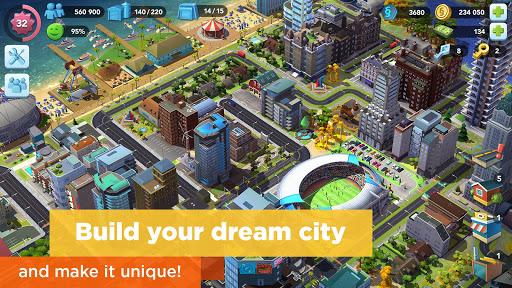 SimCity BuildIt Hack Full Tiền Vàng Kim Cương Cho Android