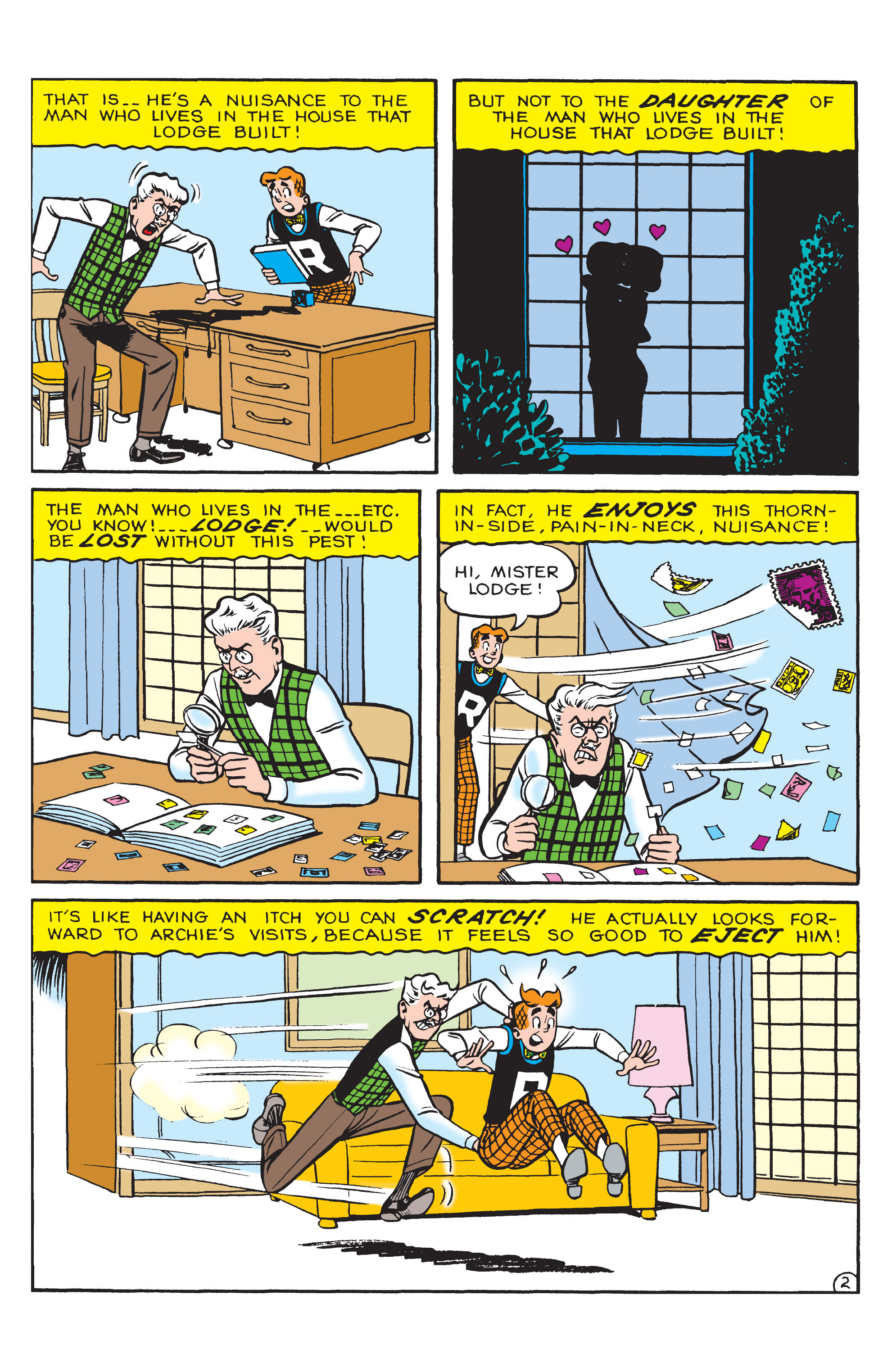 Read online Archie (2015) comic -  Issue #9 - 26
