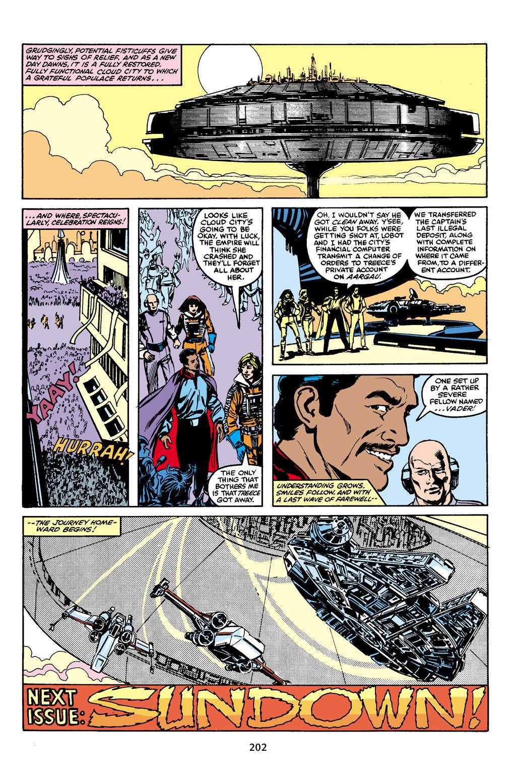 Read online Star Wars Omnibus comic -  Issue # Vol. 16 - 200