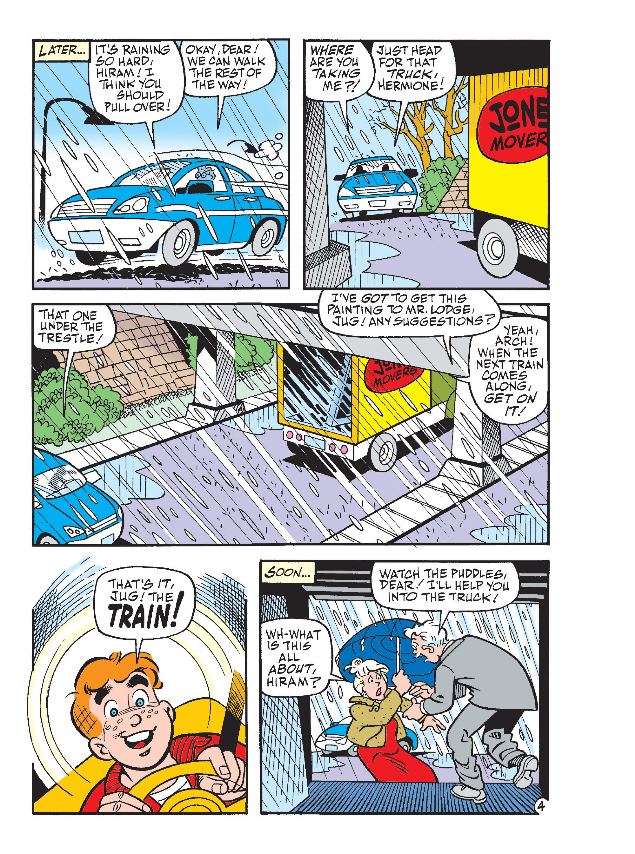 Read online Archie 1000 Page Comics Blowout! comic -  Issue # TPB (Part 4) - 237