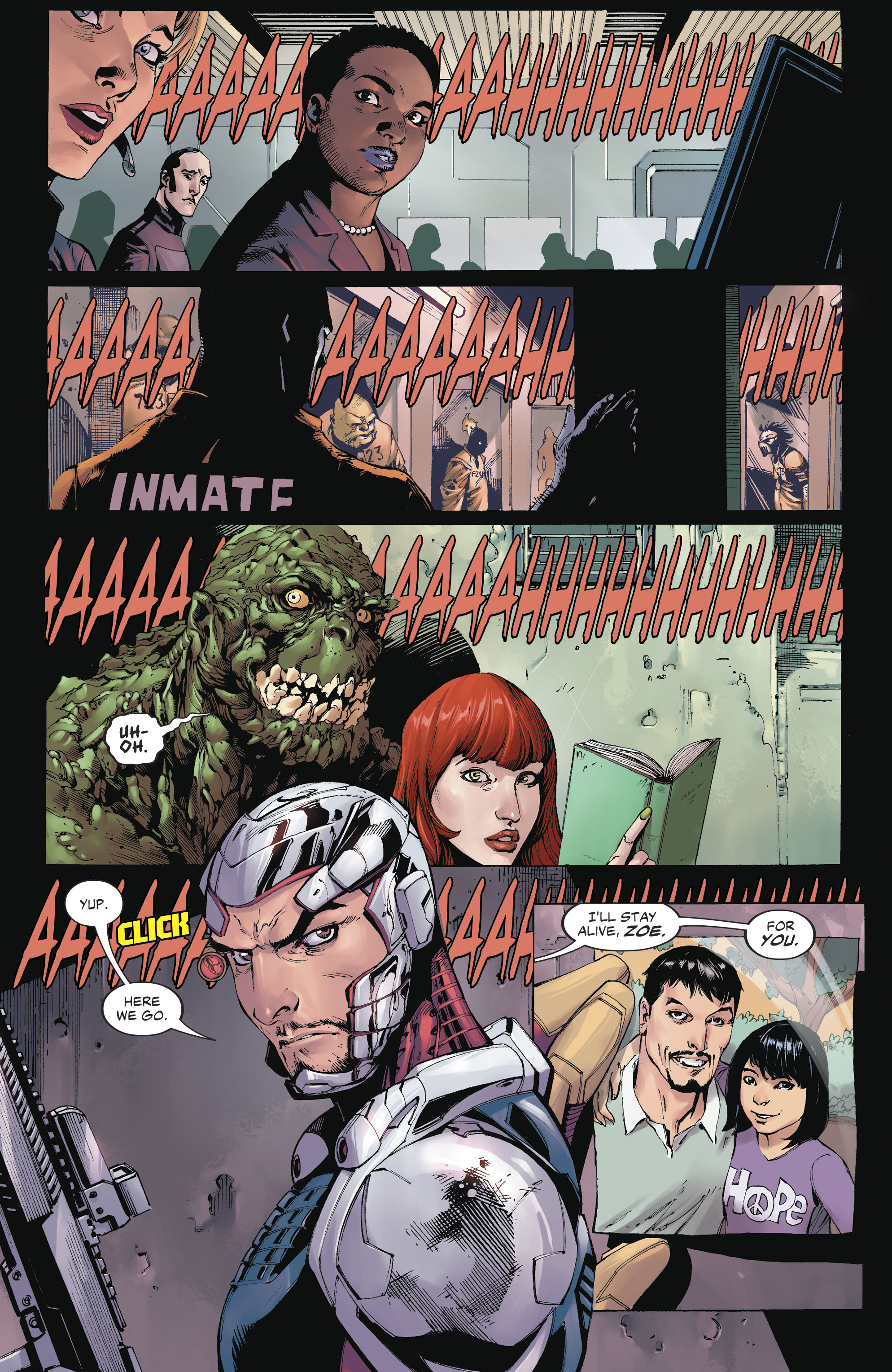 Read online Suicide Squad (2016) comic -  Issue #18 - 7