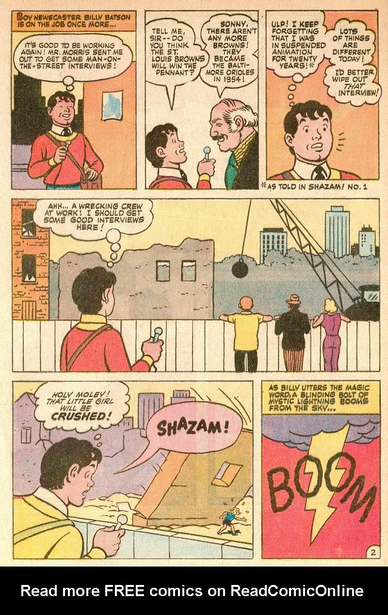 Read online Shazam! (1973) comic -  Issue #4 - 3