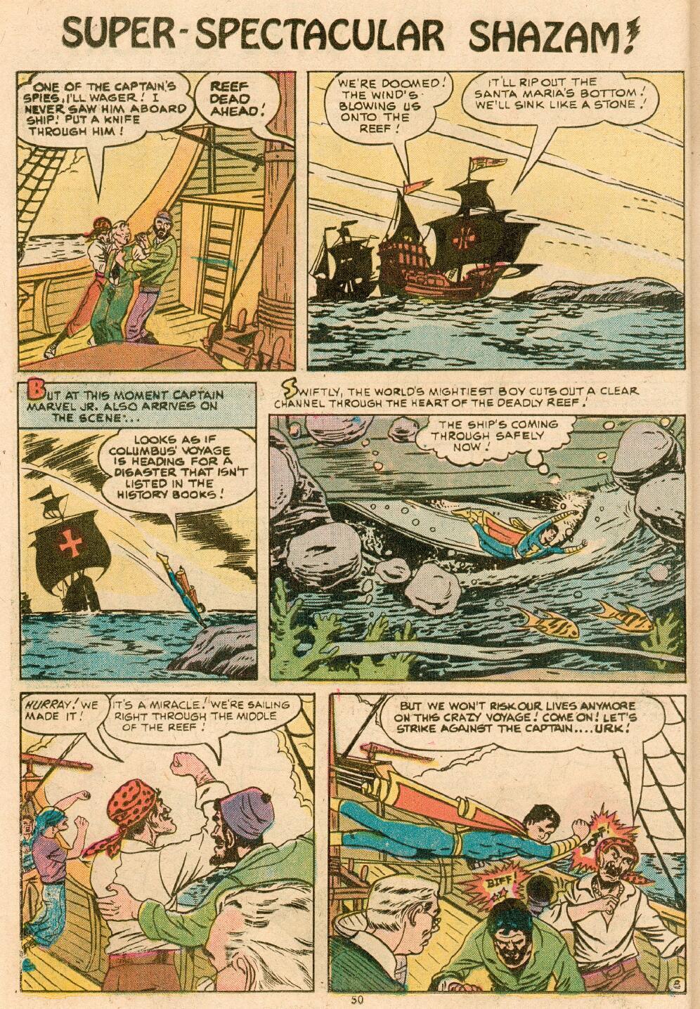 Read online Shazam! (1973) comic -  Issue #14 - 42