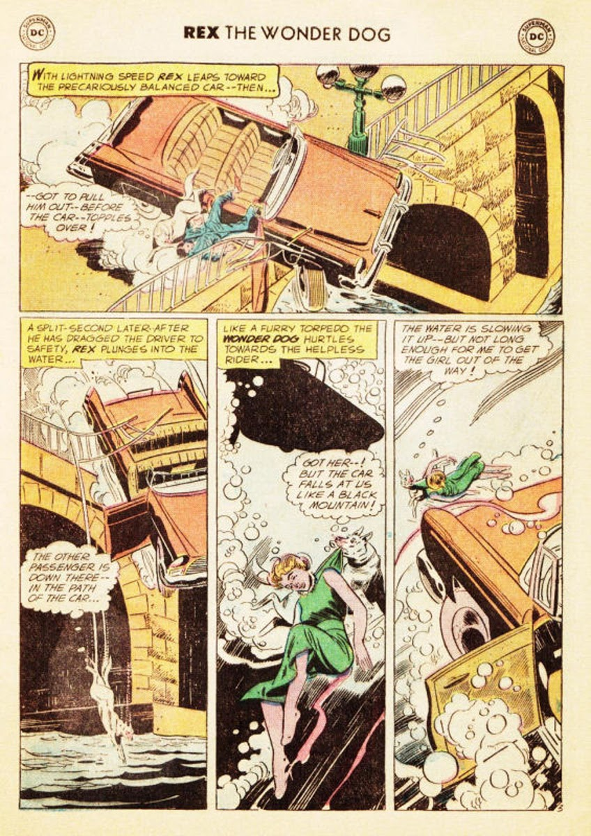 The Adventures of Rex the Wonder Dog issue 35 - Page 4