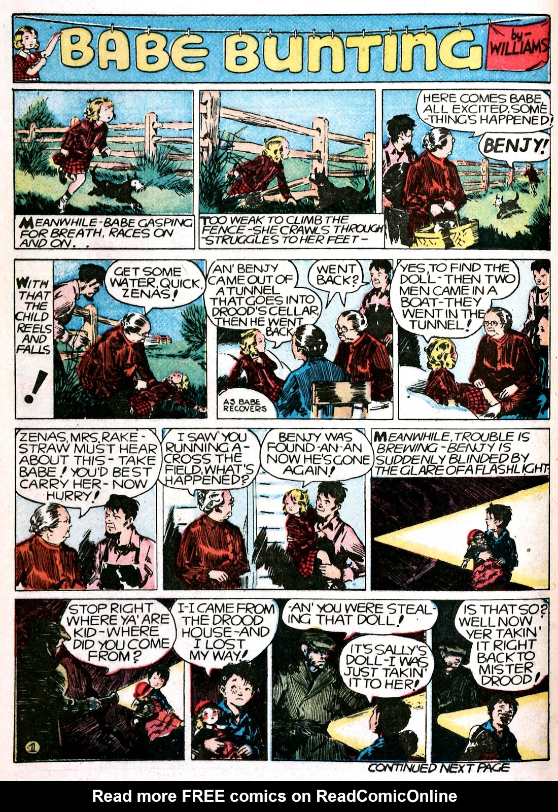 Read online Famous Funnies comic -  Issue #76 - 53