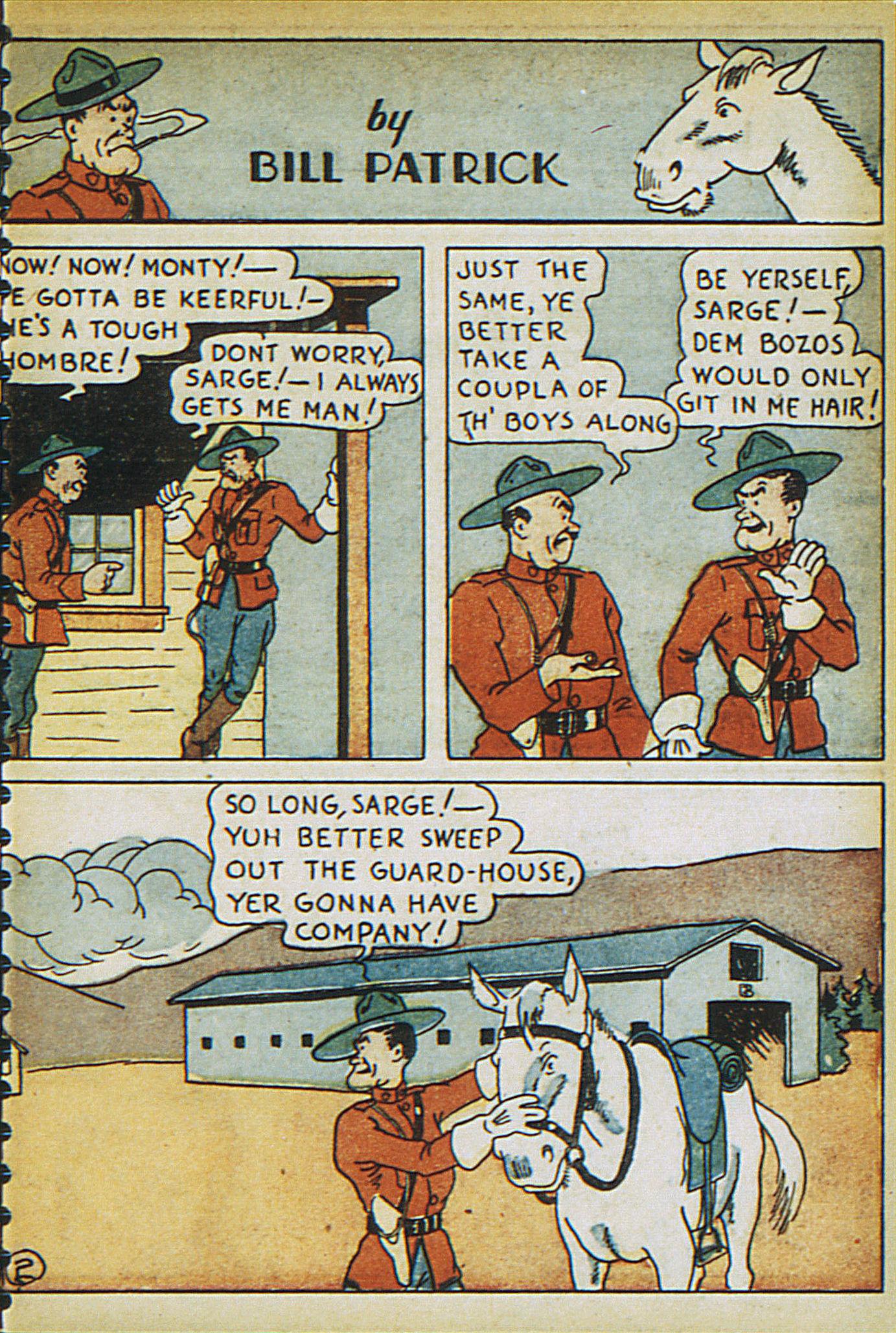 Read online Adventure Comics (1938) comic -  Issue #23 - 37