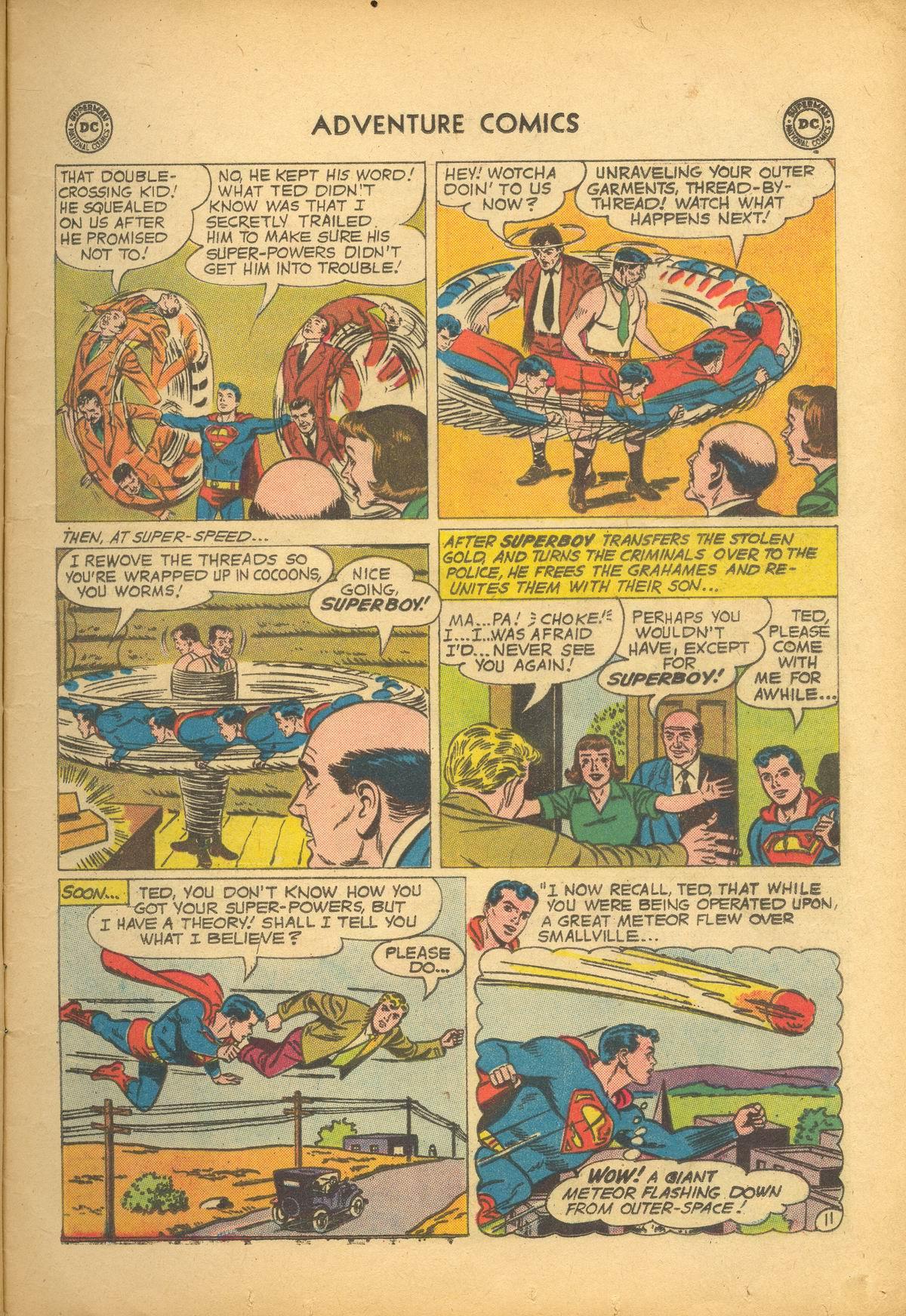 Read online Adventure Comics (1938) comic -  Issue #273 - 13