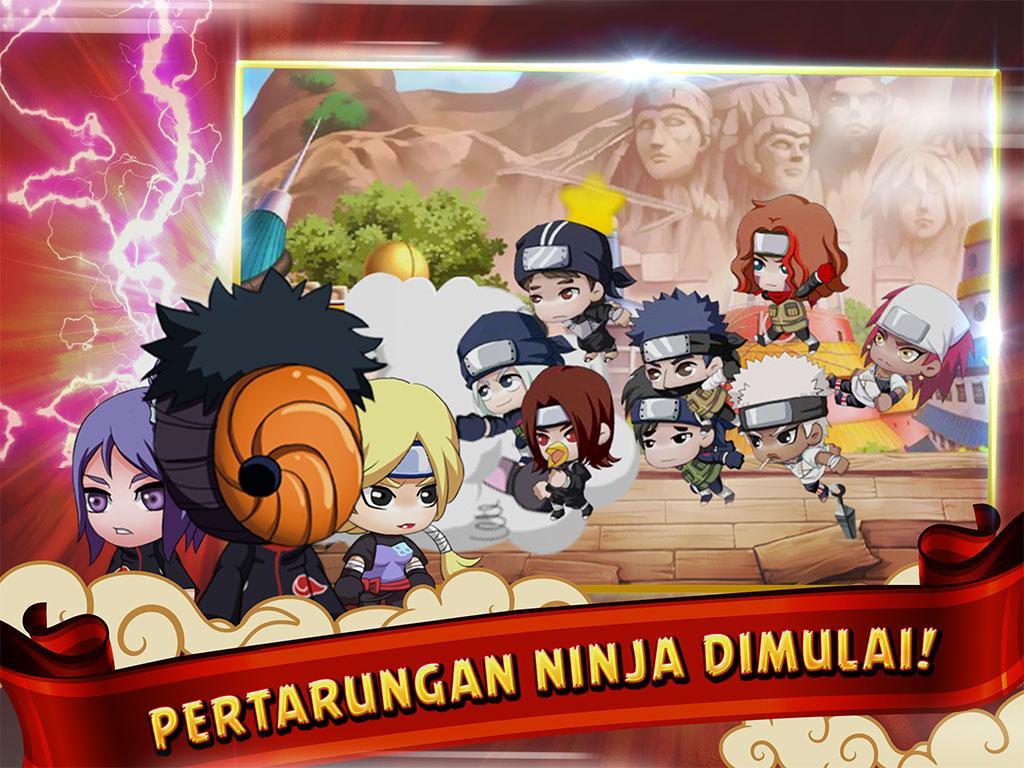 Ninja Heroes Wallpaper