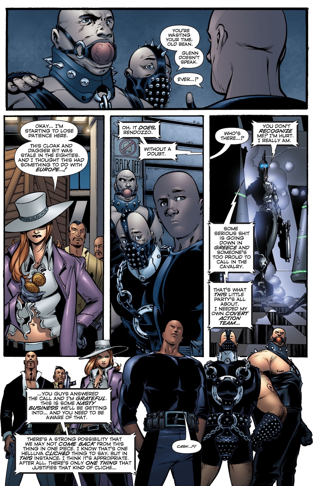 Wildcats Version 3.0 Issue #20 #20 - English 22