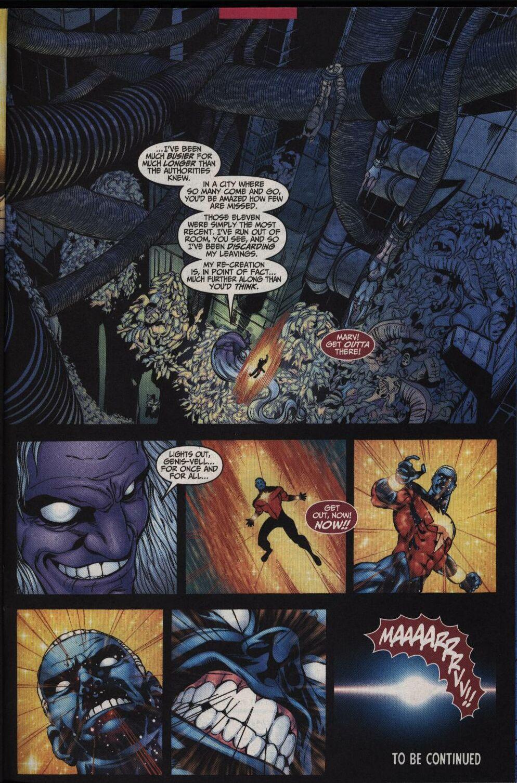 Captain Marvel (1999) Issue #33 #34 - English 23
