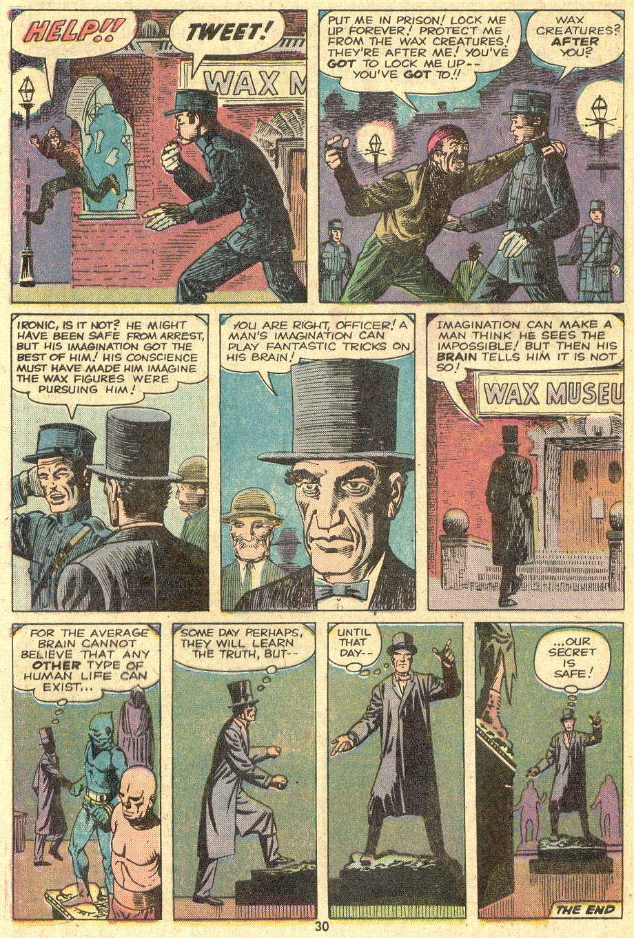 Strange Tales (1951) issue 175 - Page 21