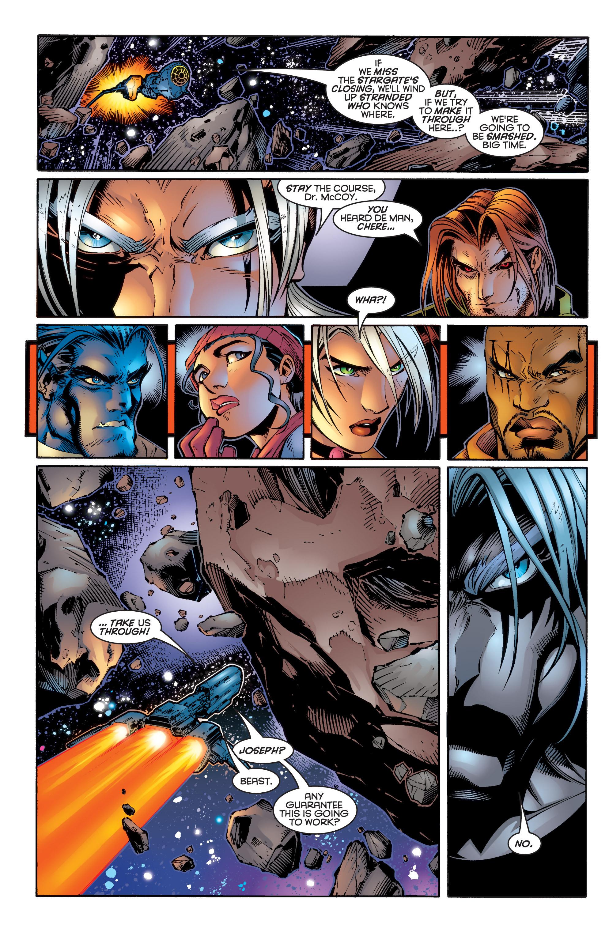 Read online Uncanny X-Men (1963) comic -  Issue #342 - 7